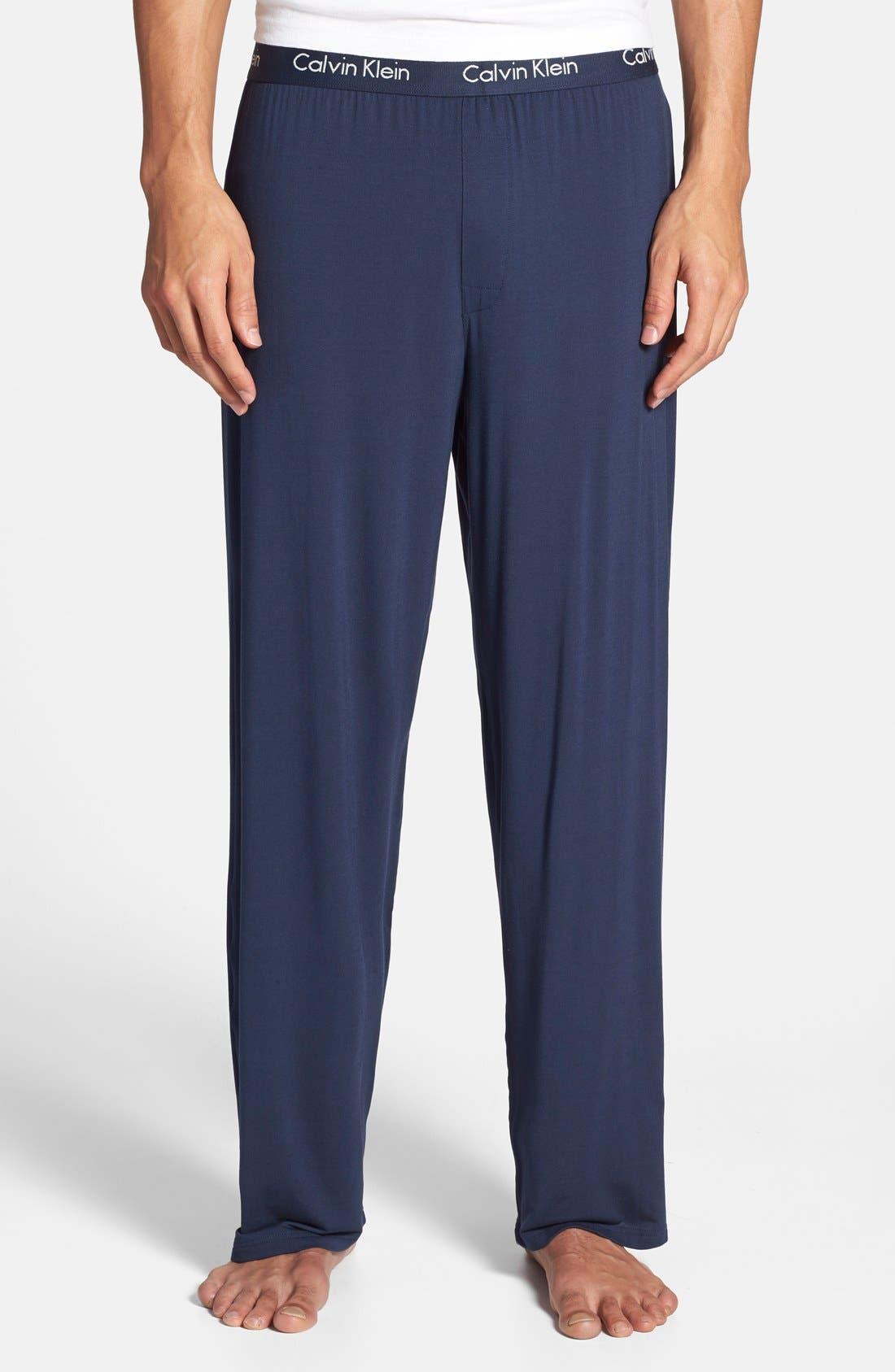 Main Image - Calvin Klein 'U1143' Micromodal Lounge Pants