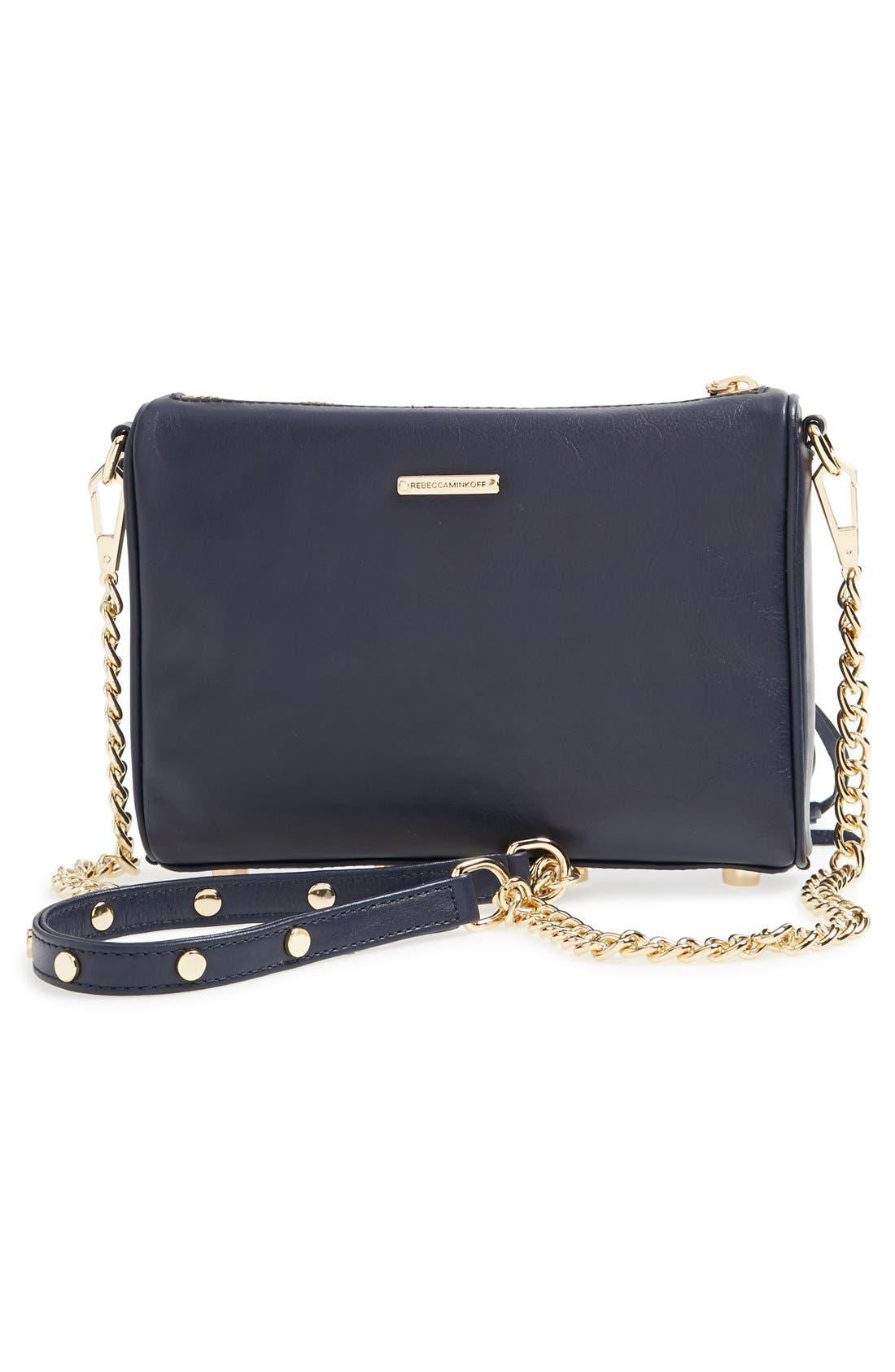 Alternate Image 3  - Rebecca Minkoff 'Mini 5-Zip' Convertible Crossbody Bag