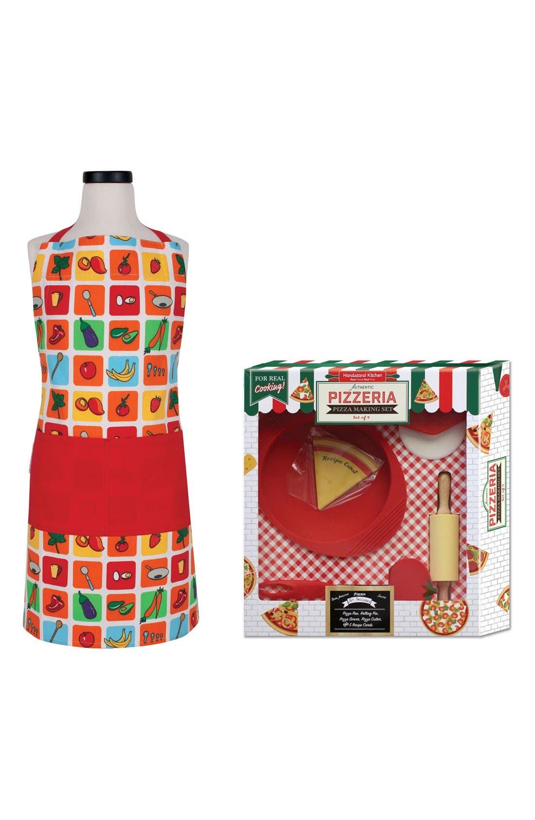 Main Image - Handstand Kitchen Pizza Making Kit
