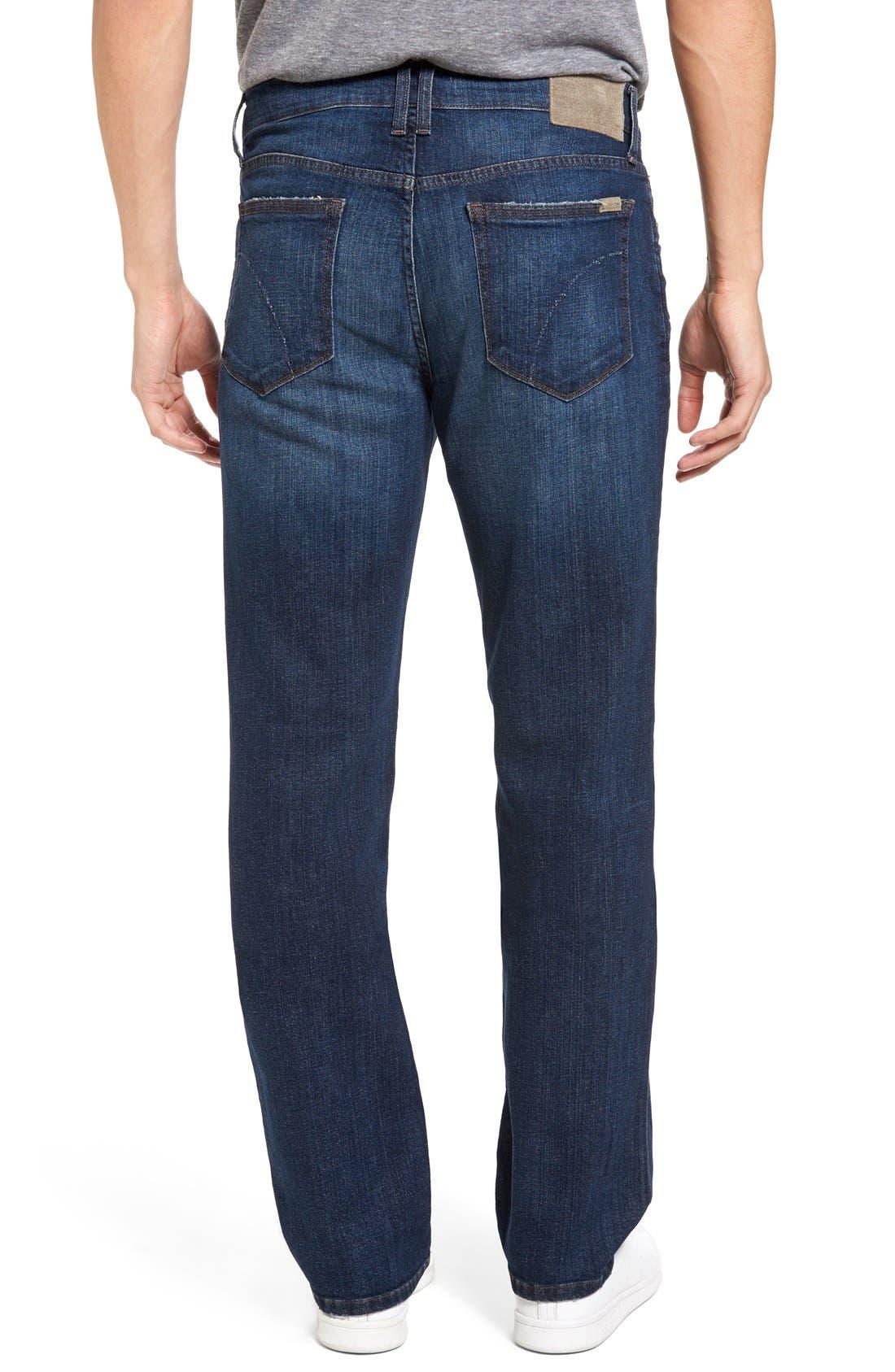 Alternate Image 2  - Joe's Rebel Relaxed Fit Jeans (Kane)