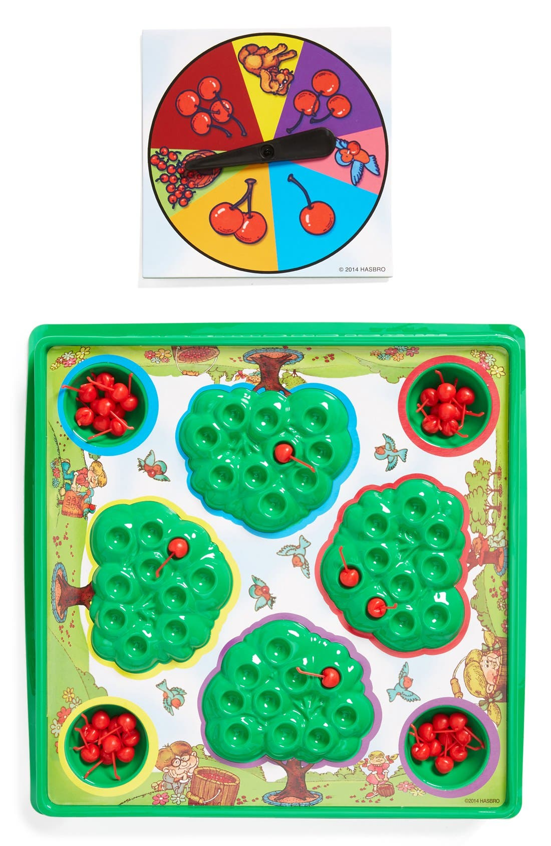 Winning Moves Hi-Ho! Cherry-O Board Game