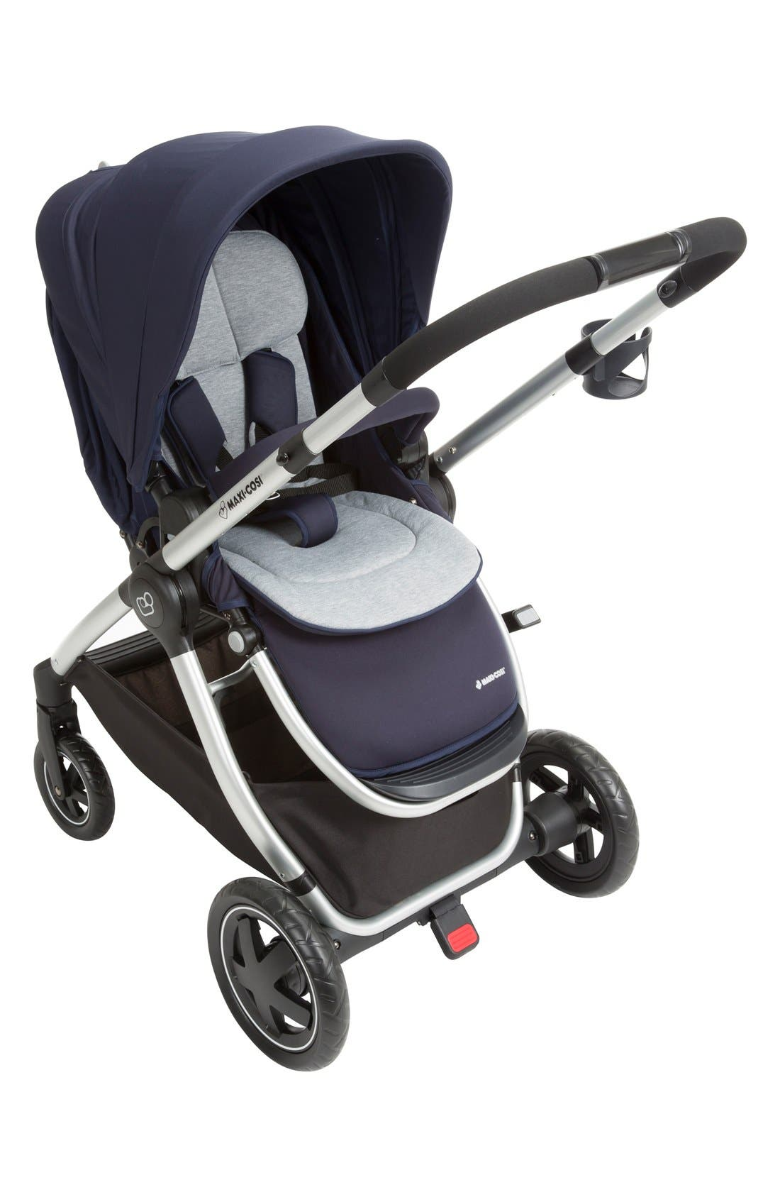 Adorra Travel System,                             Alternate thumbnail 7, color,                             Navy