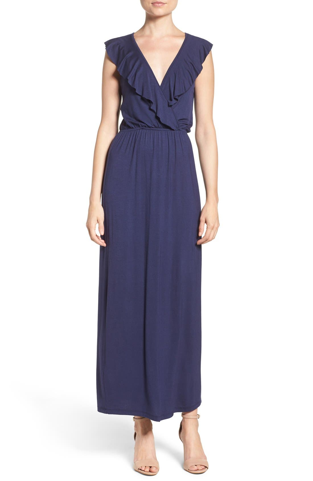 Fraiche by J Jersey Maxi Dress