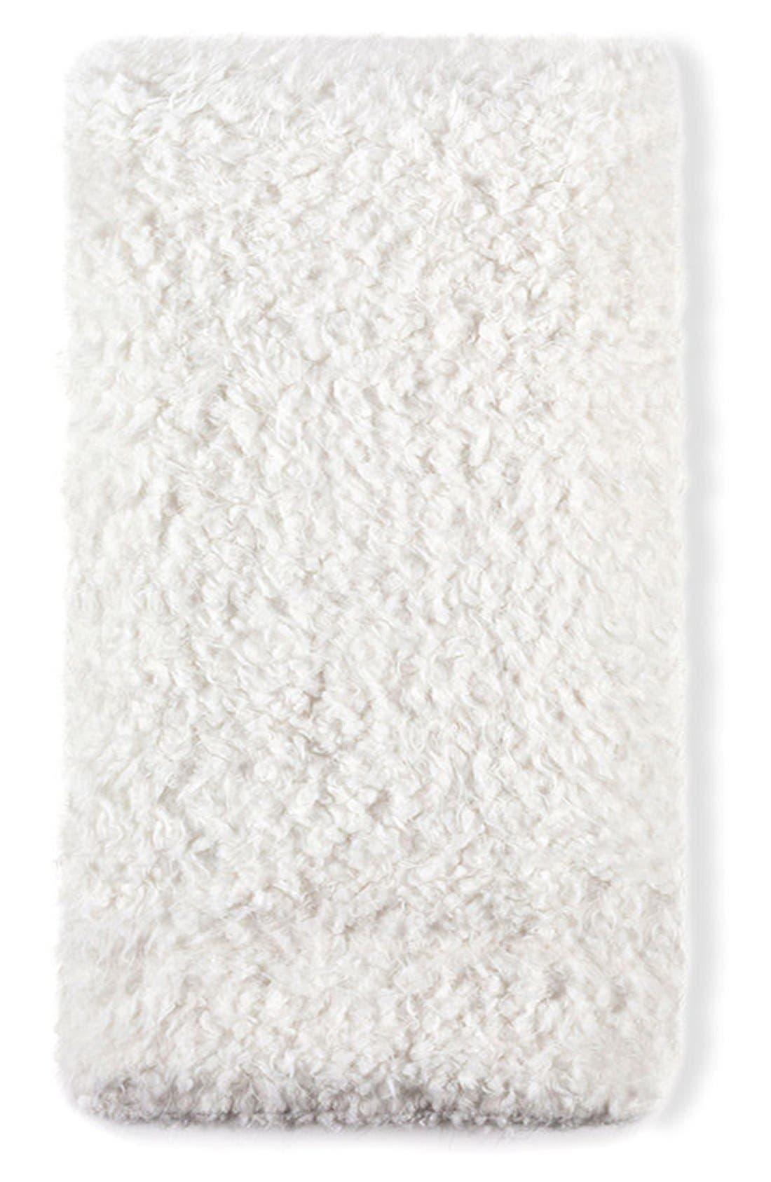 Tula Oversize Throw Blanket,                         Main,                         color, White