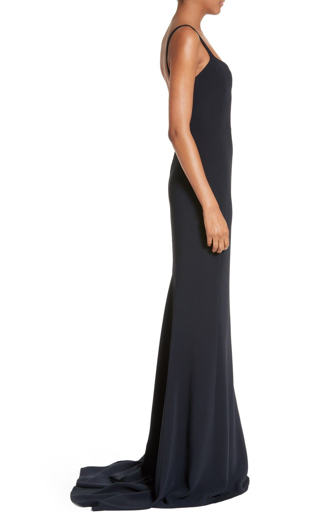 Alternate Image 4  - Stella McCartney Sweetheart Neckline Gown