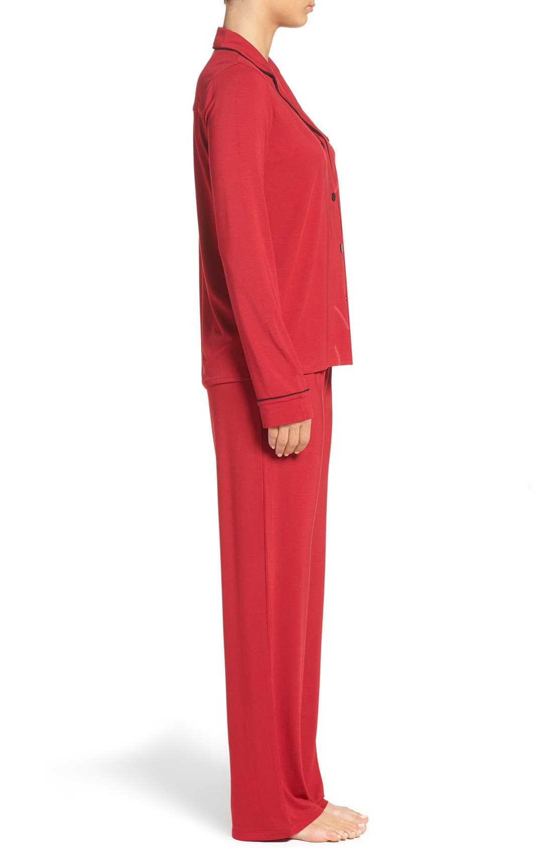 Alternate Image 3  - PJ Salvage Pajamas & Sleep Mask