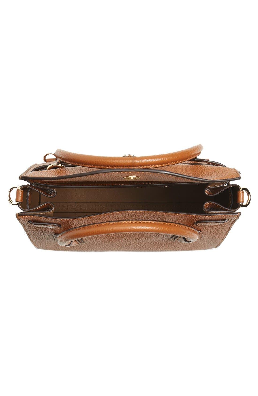 Alternate Image 4  - MICHAEL Michael Kors Large Mercer All-in-One Leather Satchel