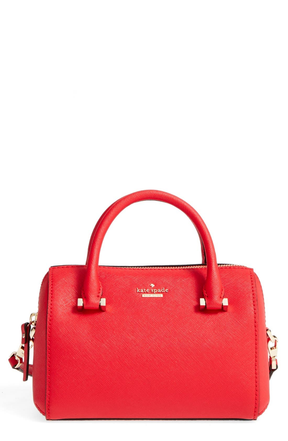 Alternate Image 1 Selected - kate spade new york cameron street lane leather satchel
