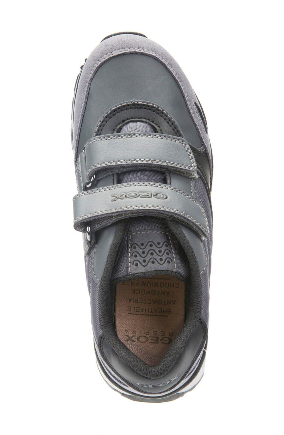 Pavel Sneaker,                             Alternate thumbnail 3, color,                             Dark Grey/ Black