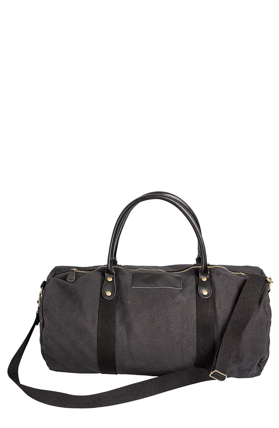 Cathy's Concepts Monogram Duffel Bag