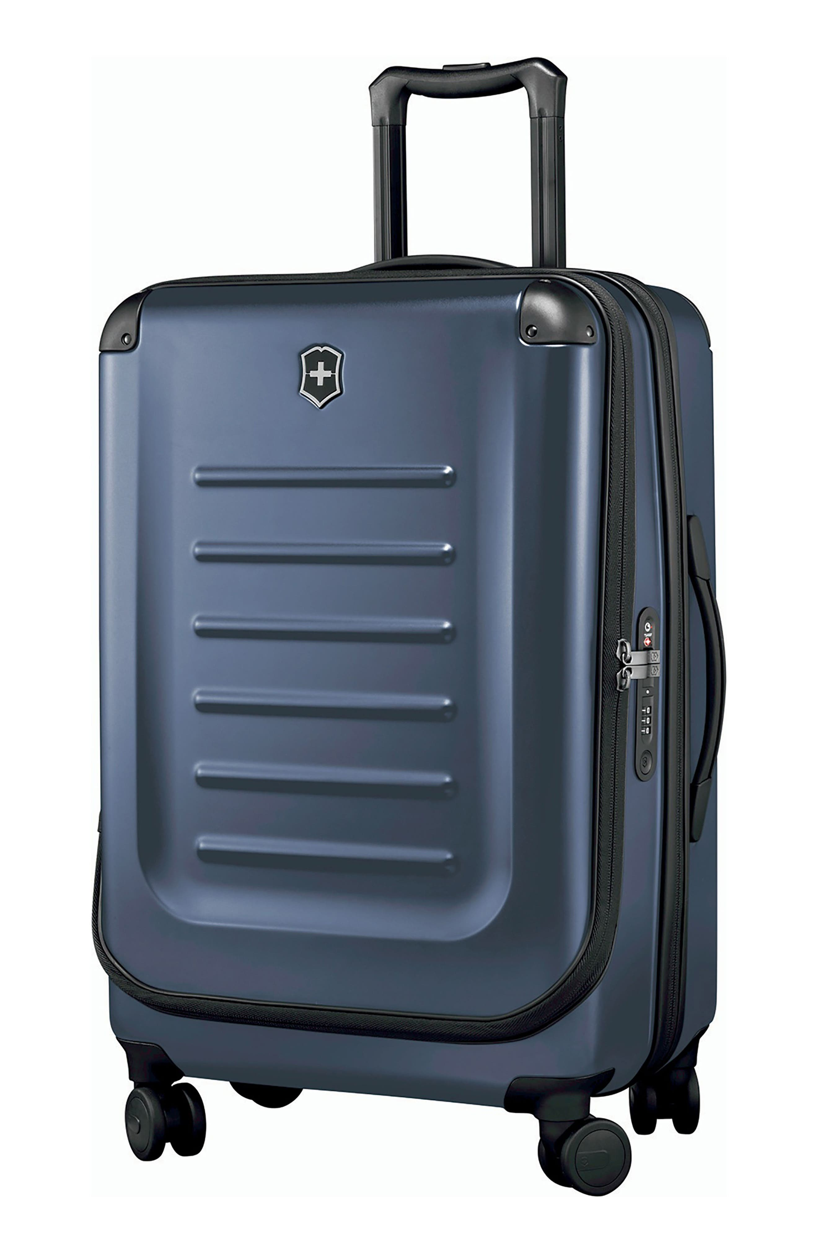 Alternate Image 1 Selected - Victorinox Swiss Army® Spectra 2.0 27 Inch Hard Sided Rolling Travel Suitcase