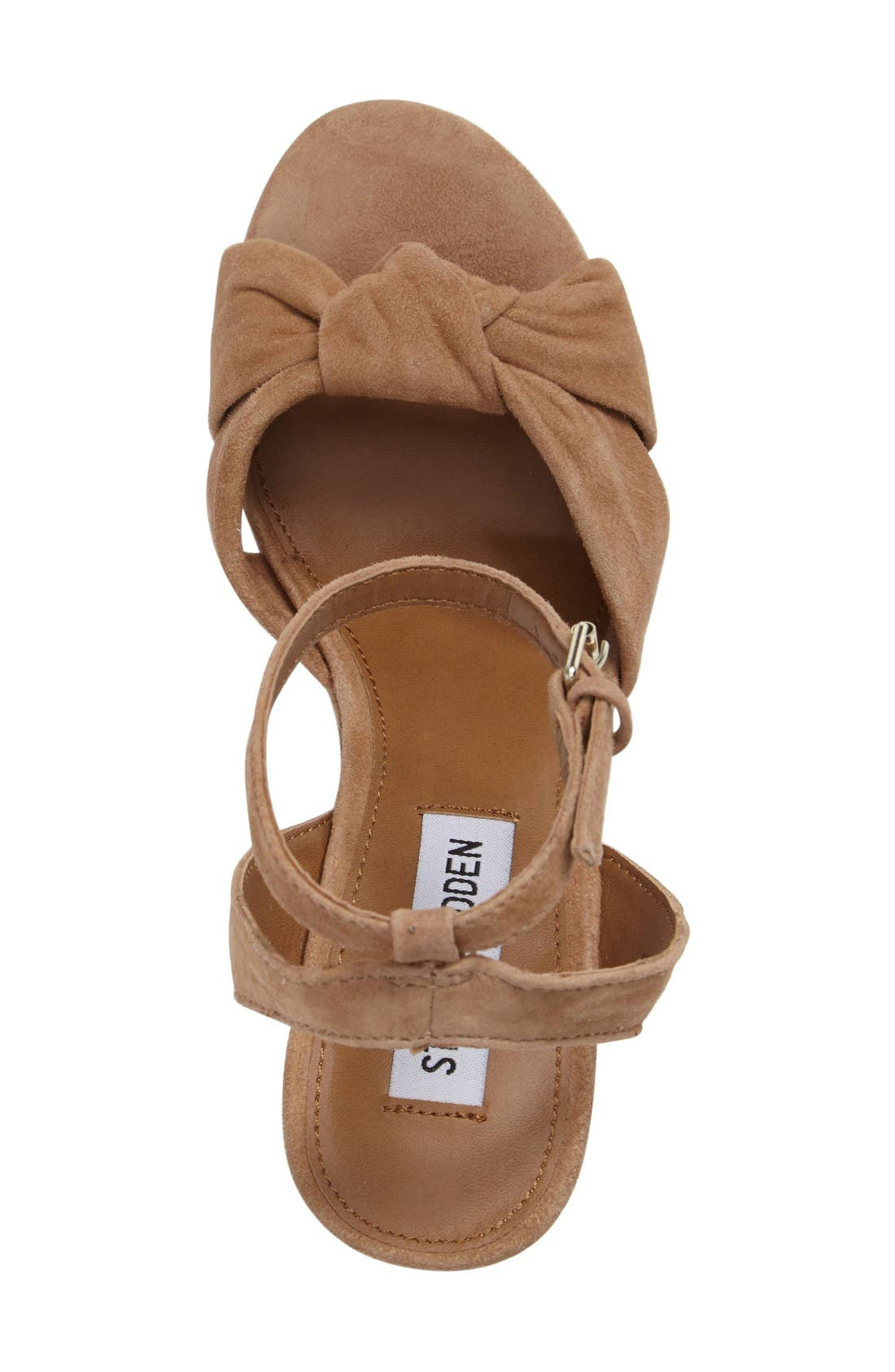 Alternate Image 3  - Steve Madden Tylie Platform Wedge Sandal (Women)