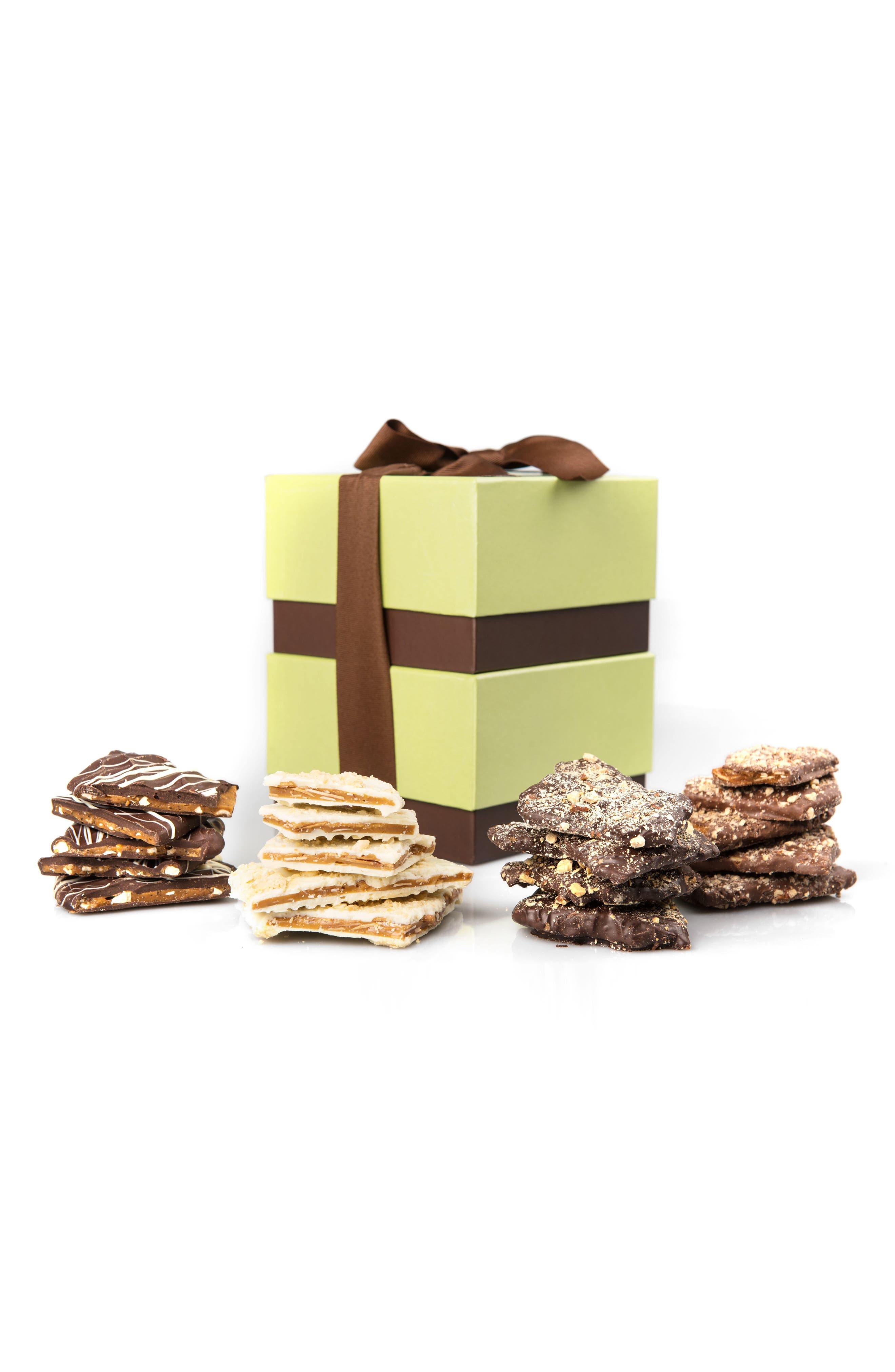 Main Image - The Toffe Box Two Pound Gift Set