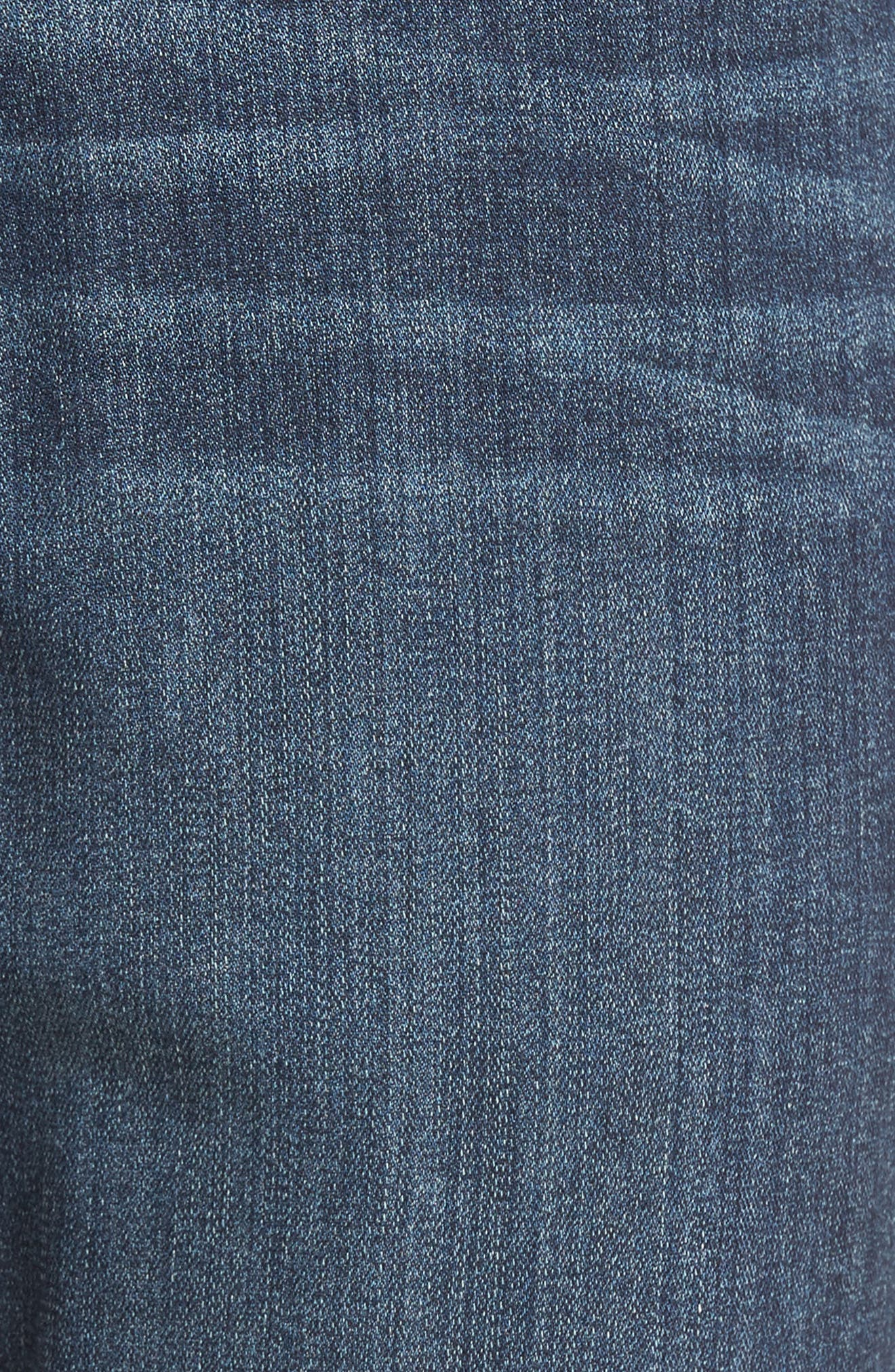 Alternate Image 5  - PAIGE Transcend - Federal Slim Straight Leg Jeans (Wayne)