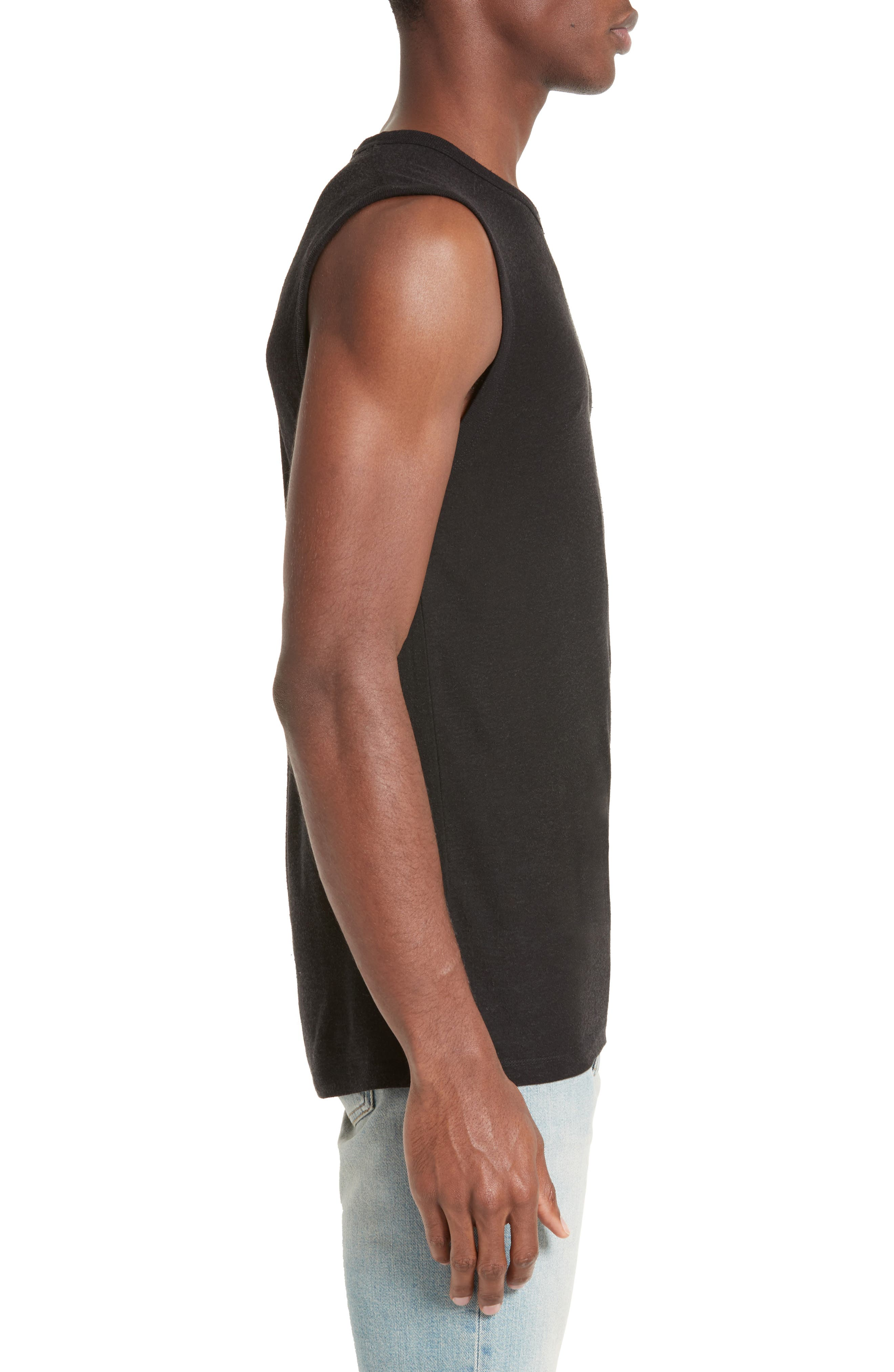 Alternate Image 3  - T by Alexander Wang Muscle T-Shirt