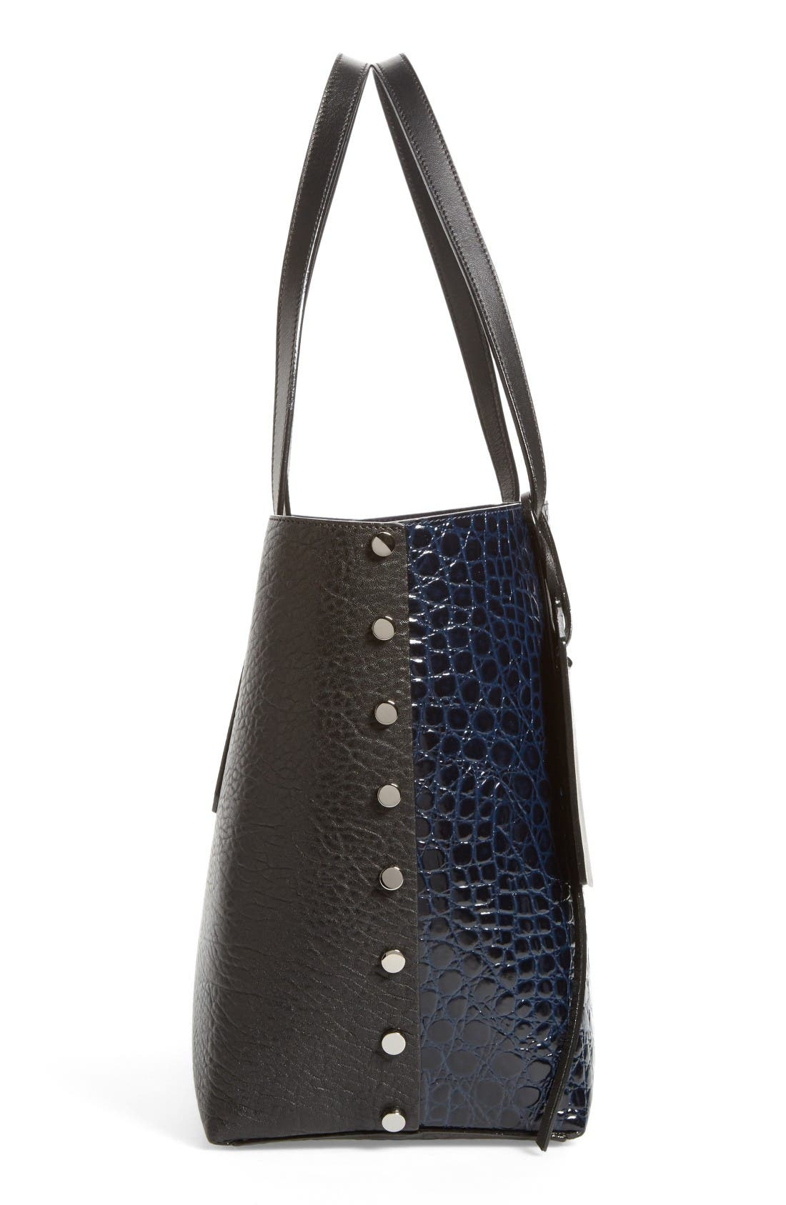 Alternate Image 3  - Jimmy Choo Twist East West Leather Tote