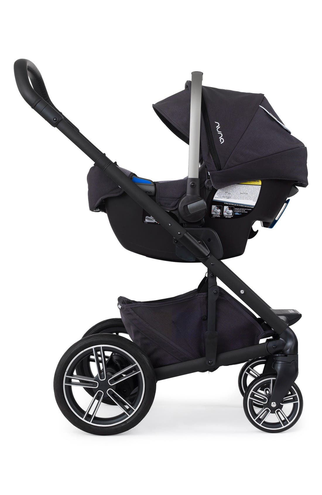 Alternate Image 11  - nuna MIXX™ Stroller System & PIPA™ Car Seat Set