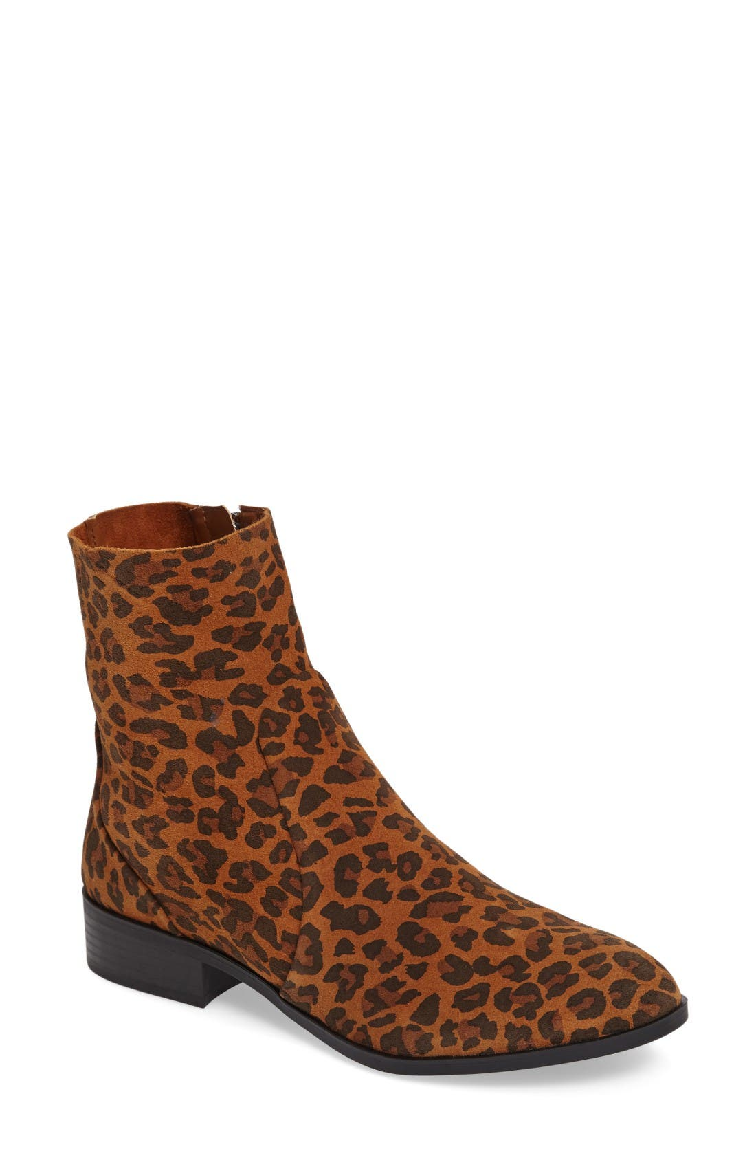 Alternate Image 1 Selected - Topshop Klash Boot (Women)