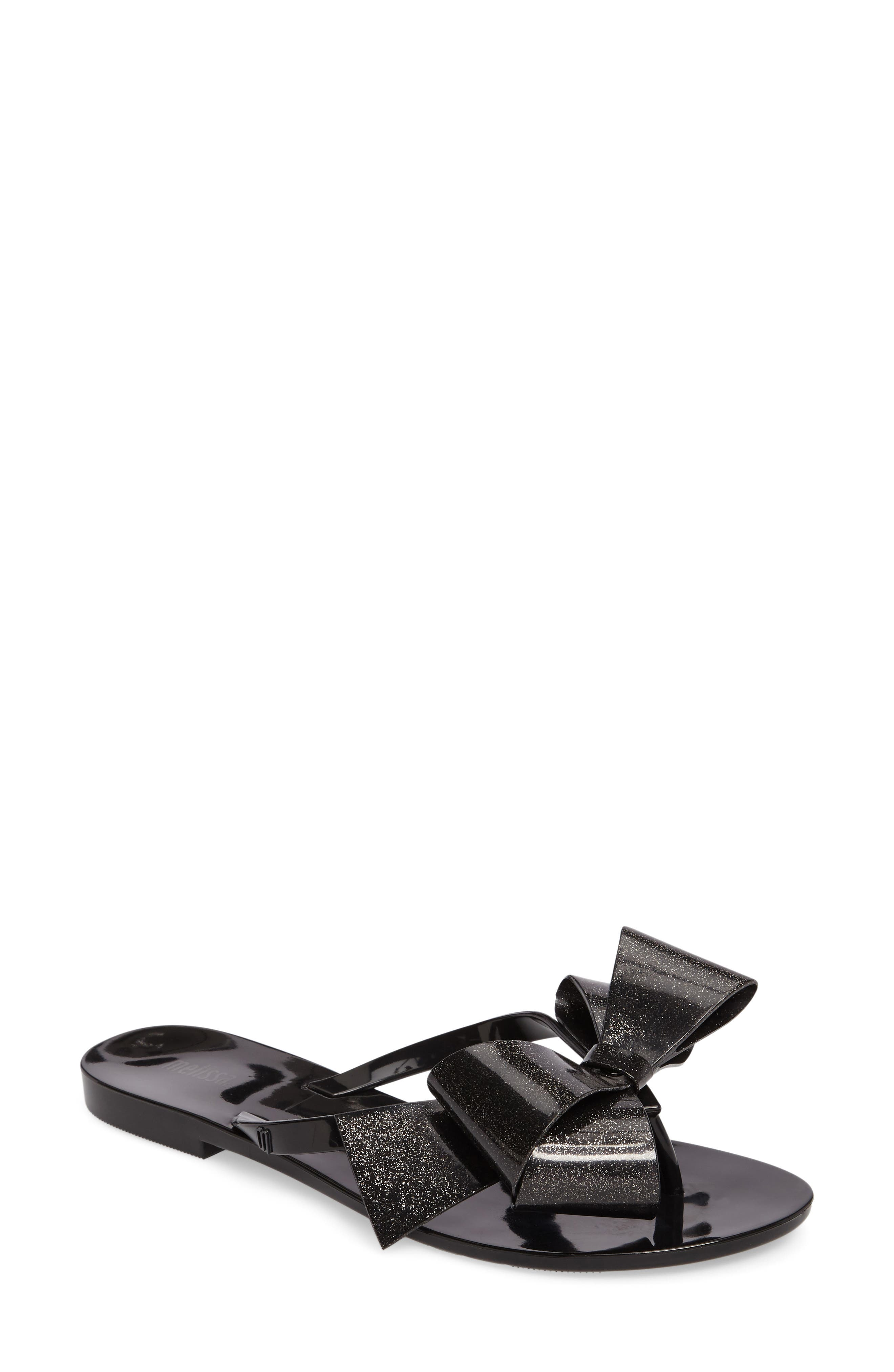 Alternate Image 1 Selected - Melissa Harmonic Bow III Flip Flop (Women)