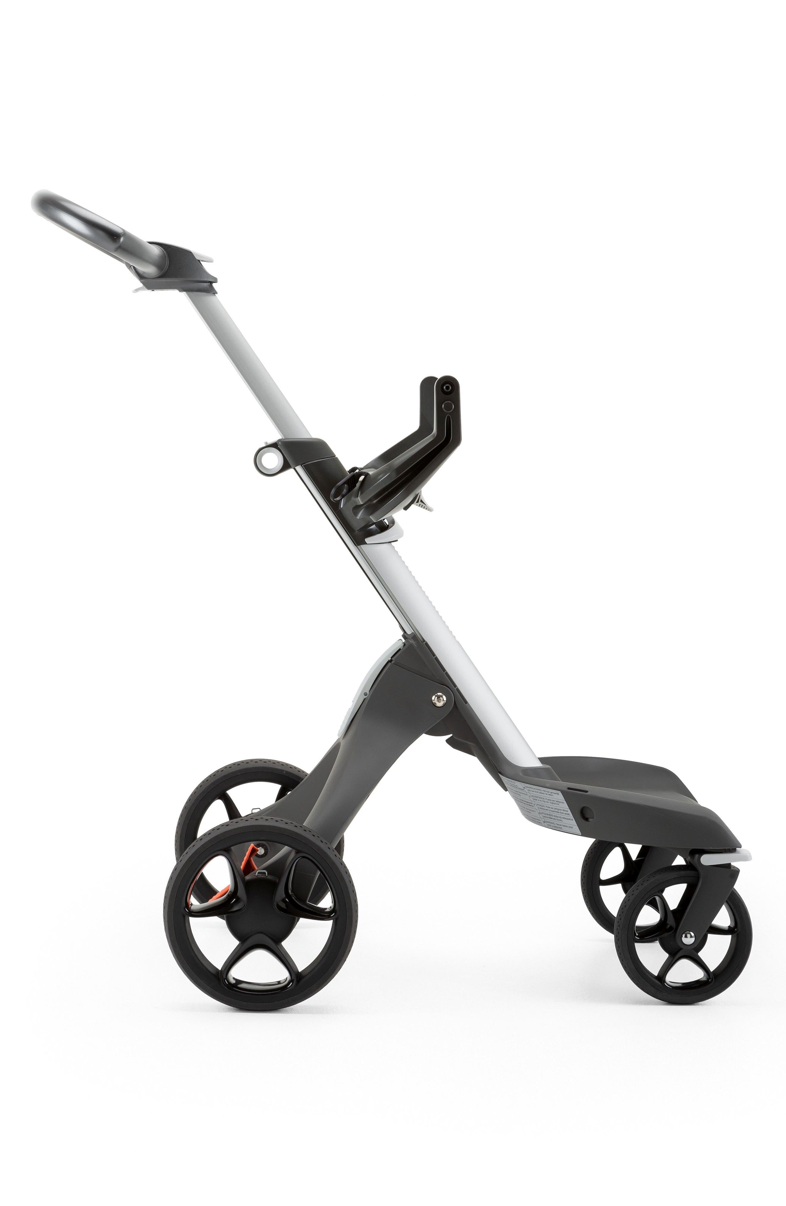 Xplory<sup>®</sup> V5 Stroller,                             Alternate thumbnail 2, color,                             Black Melange