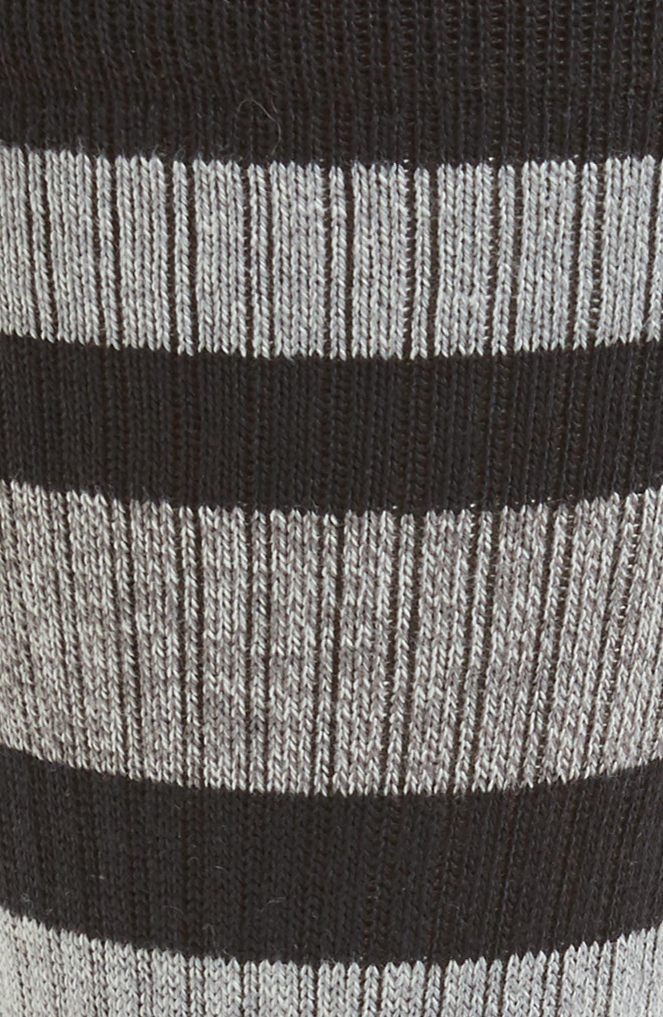 Alternate Image 2  - Stance Stripe Crew Socks