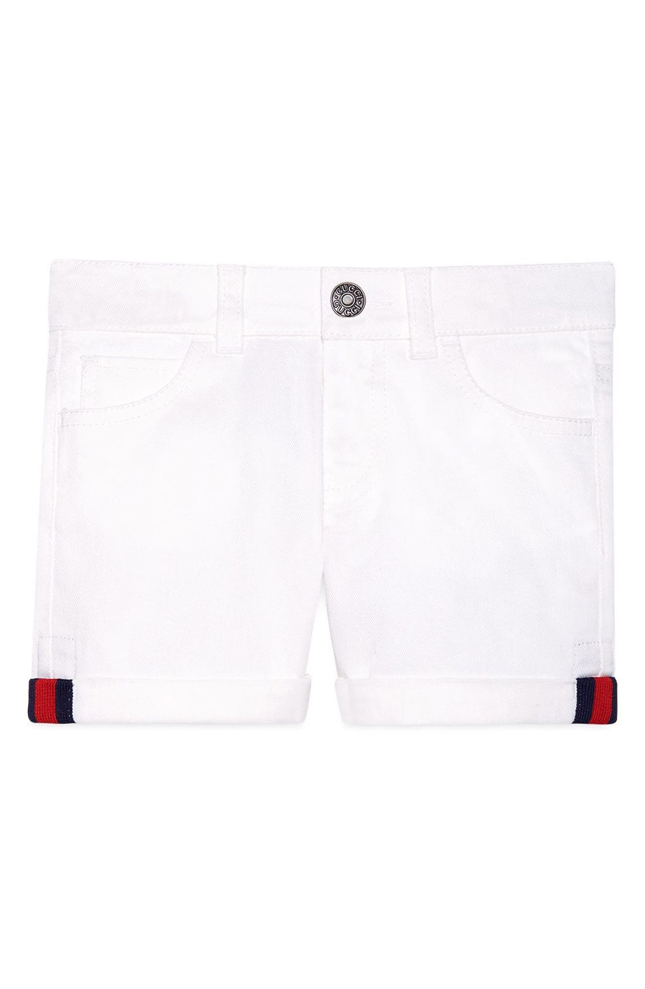 Gucci Denim Shorts (Little Girls & Big Girls)