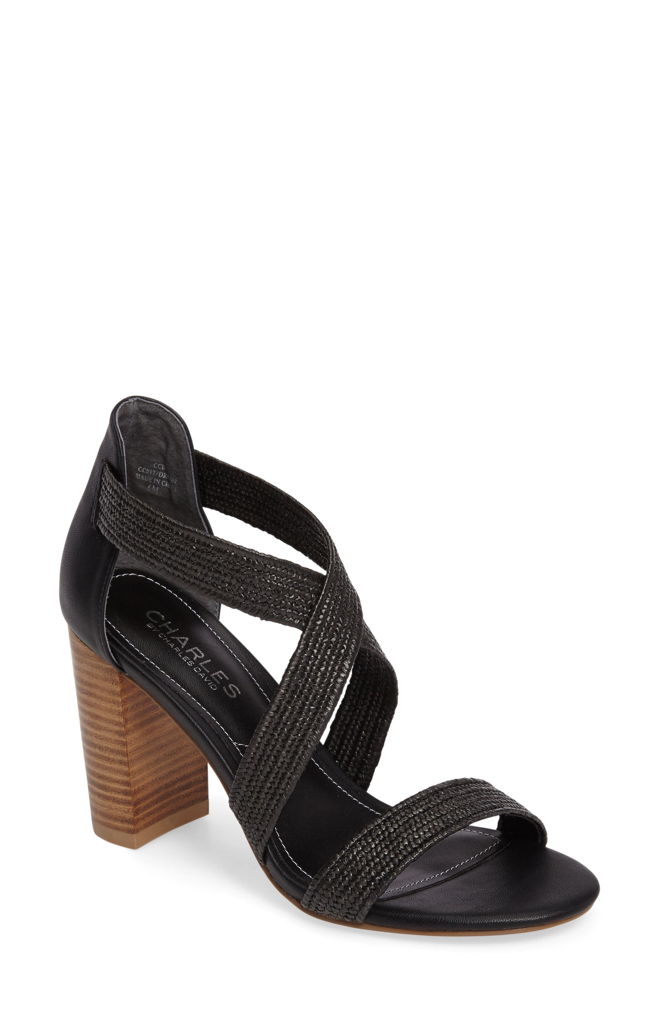 Alternate Image 1 Selected - Charles by Charles David Emily Strappy Sandal (Women)