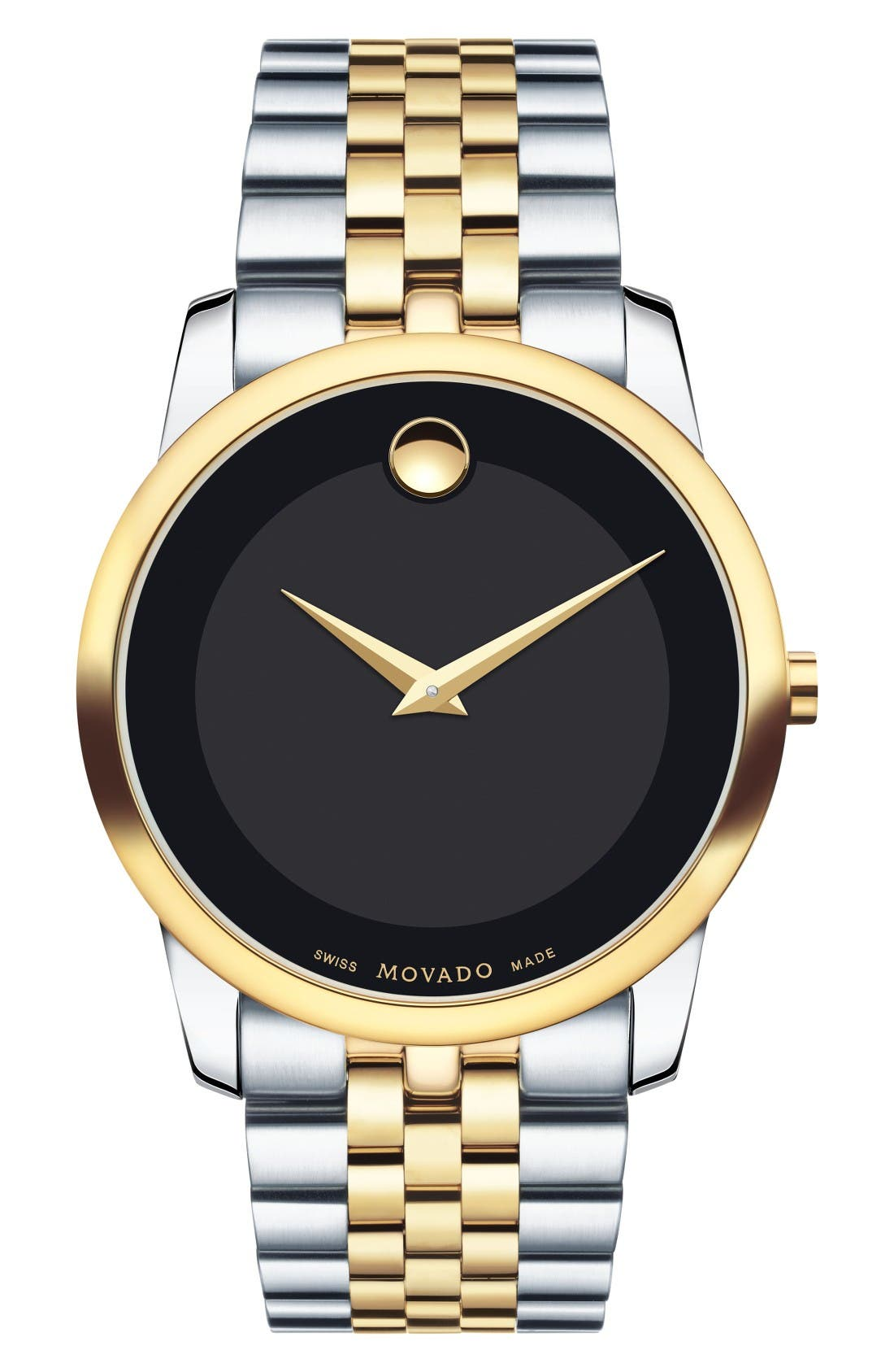 MOVADO Museum Bracelet Watch, 40mm