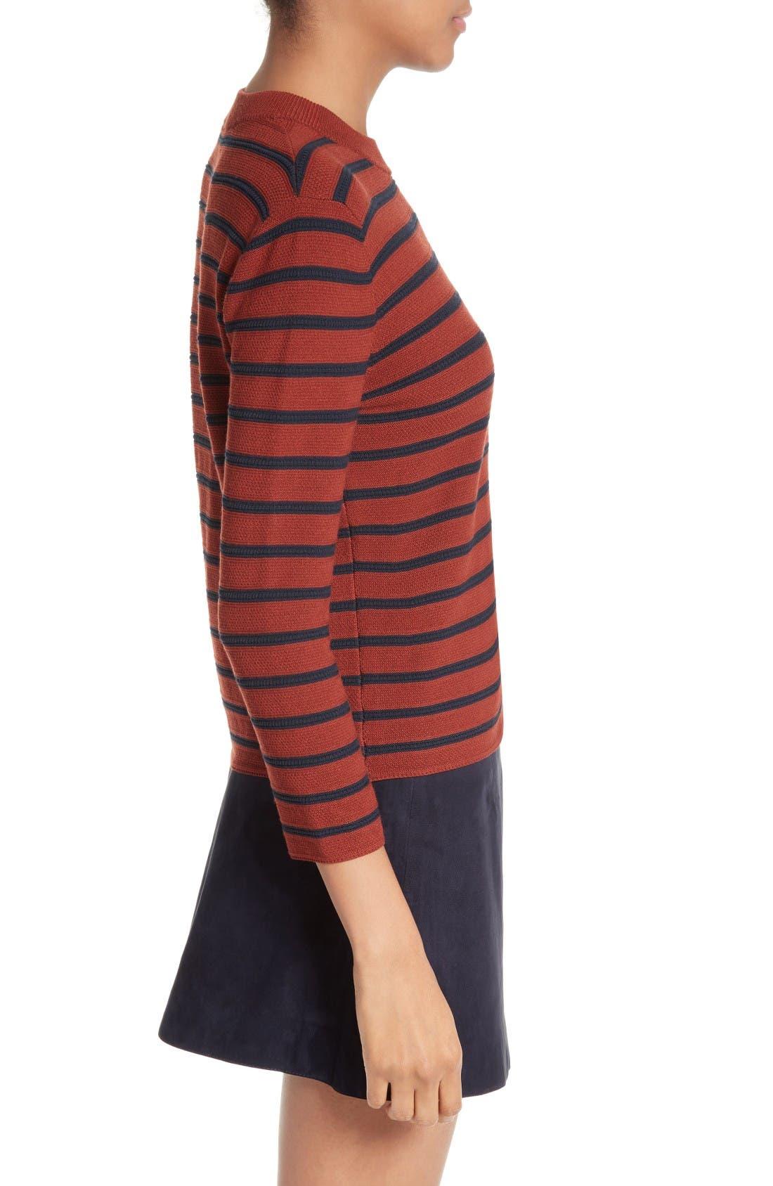 Alternate Image 3  - Theory Lemdora Prosecco Sweater