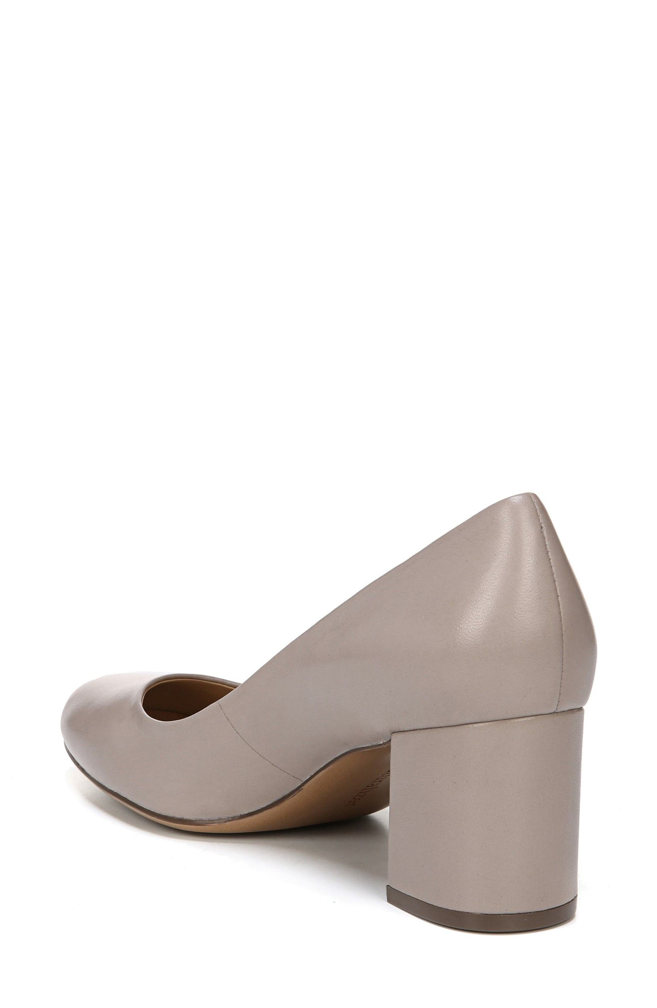 Whitney Pump,                             Alternate thumbnail 2, color,                             Dove Leather