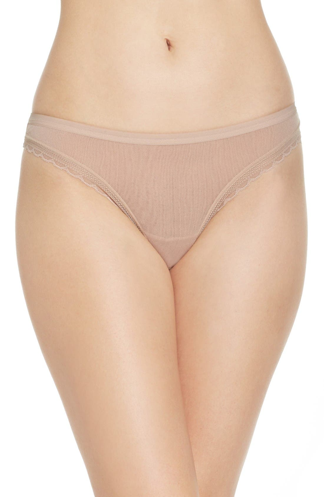 Hip G Thong,                         Main,                         color, Champagne