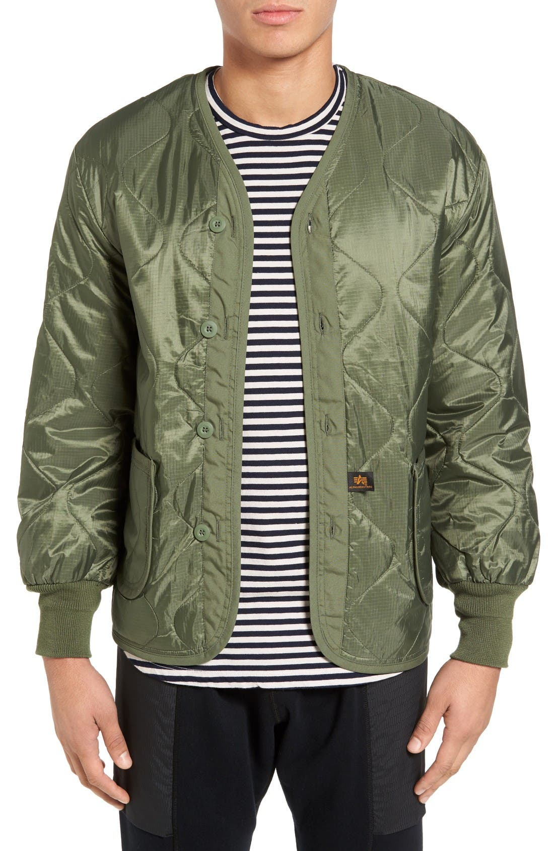 ALPHA INDUSTRIES ALS/92 Liner Jacket