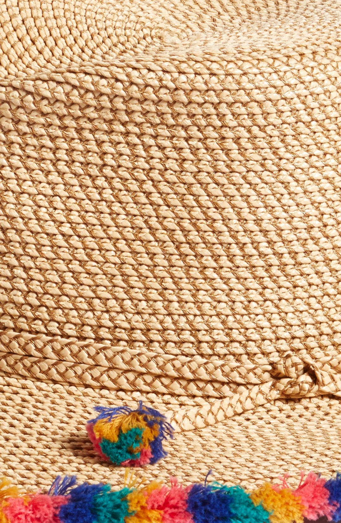 Alternate Image 2  - Eric Javits Frida Packable Squishee® Fedora