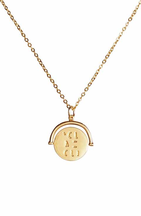 Personalized gifts nordstrom lulu dk love love code charm necklace negle Gallery