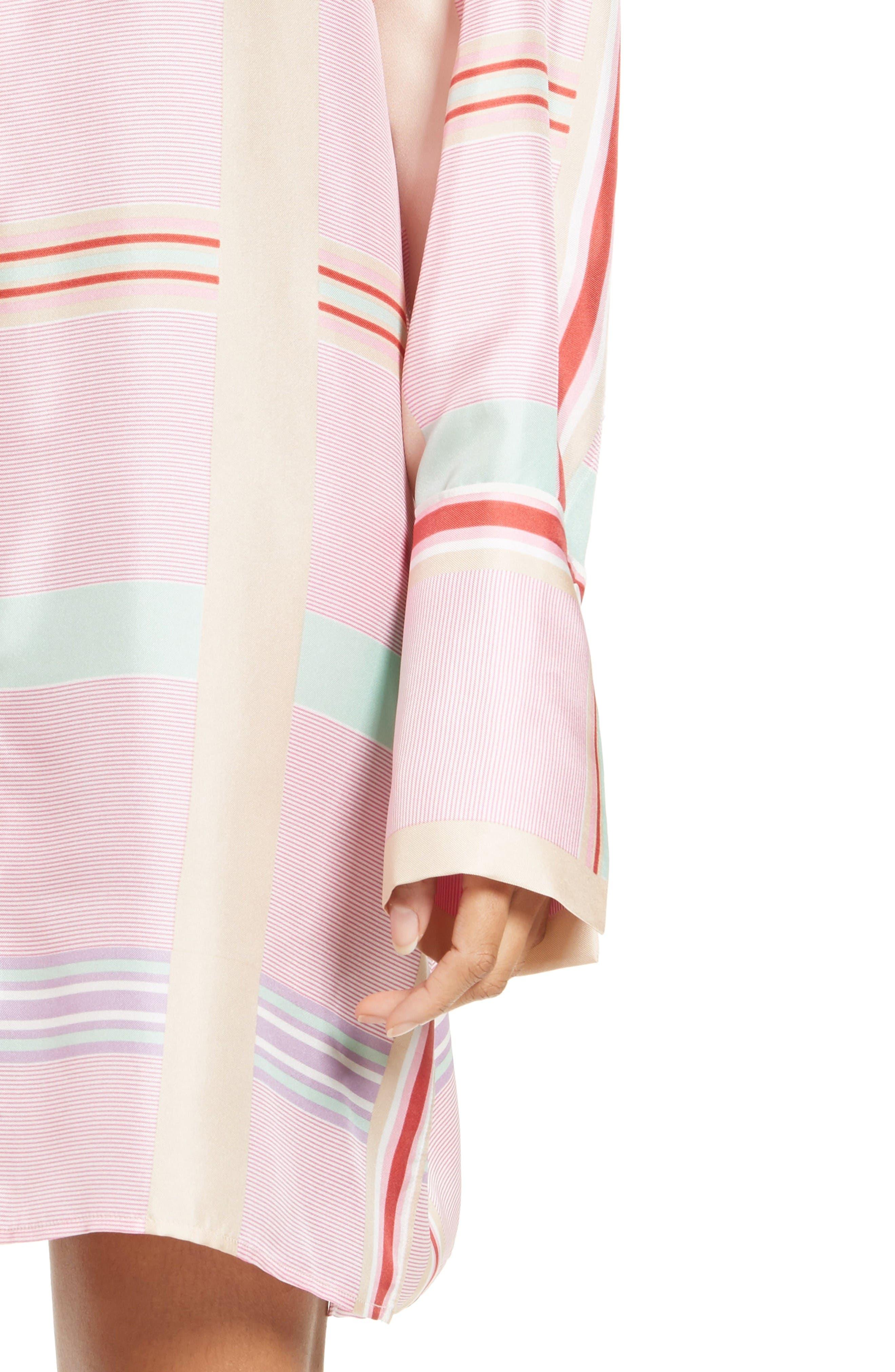 Alternate Image 4  - Diane von Furstenberg Silk Shirtdress