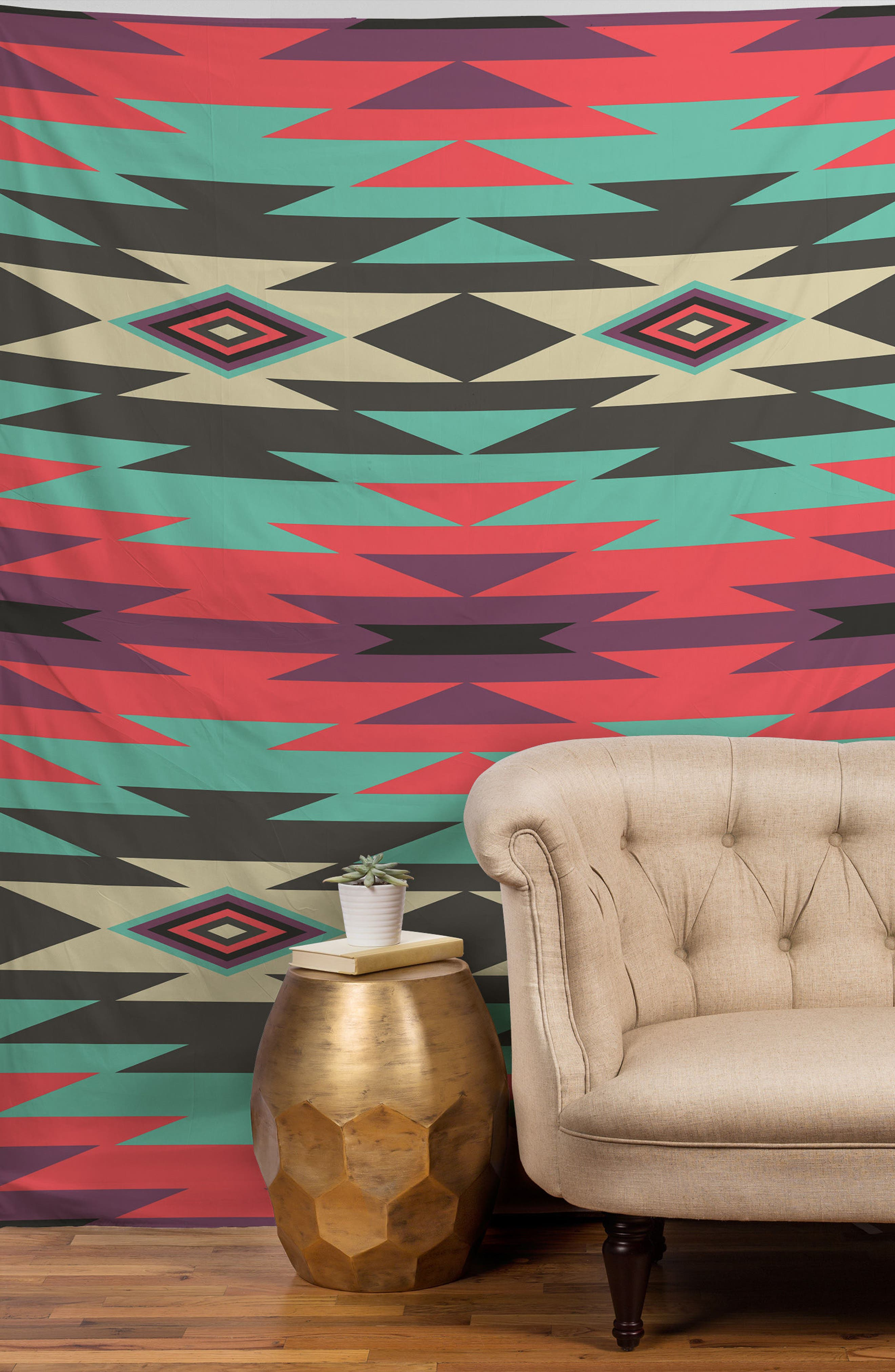 Alternate Image 2  - Deny Designs Fimbis Vita Tapestry