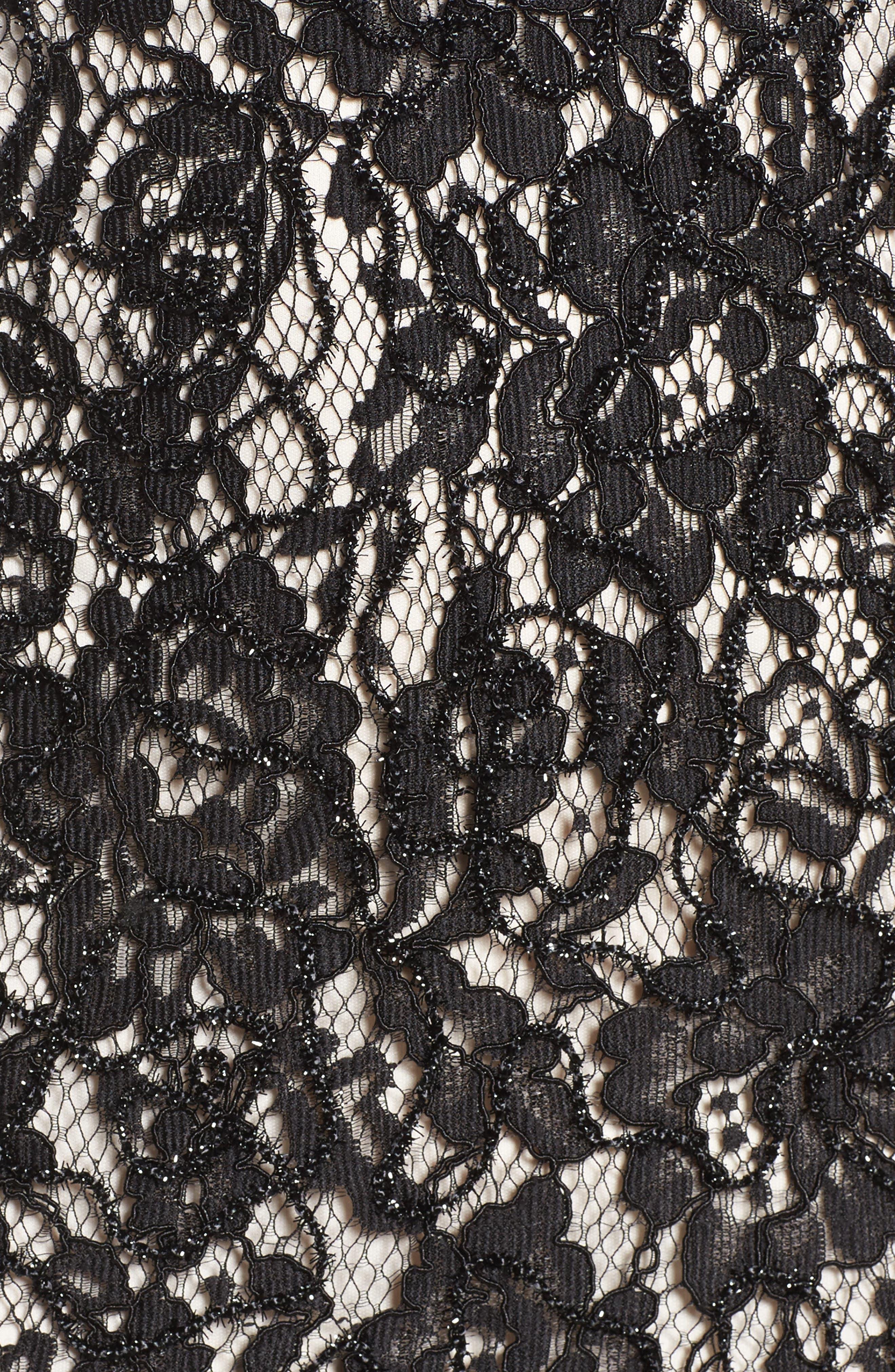 Alternate Image 5  - Xscape Lace Slipdress