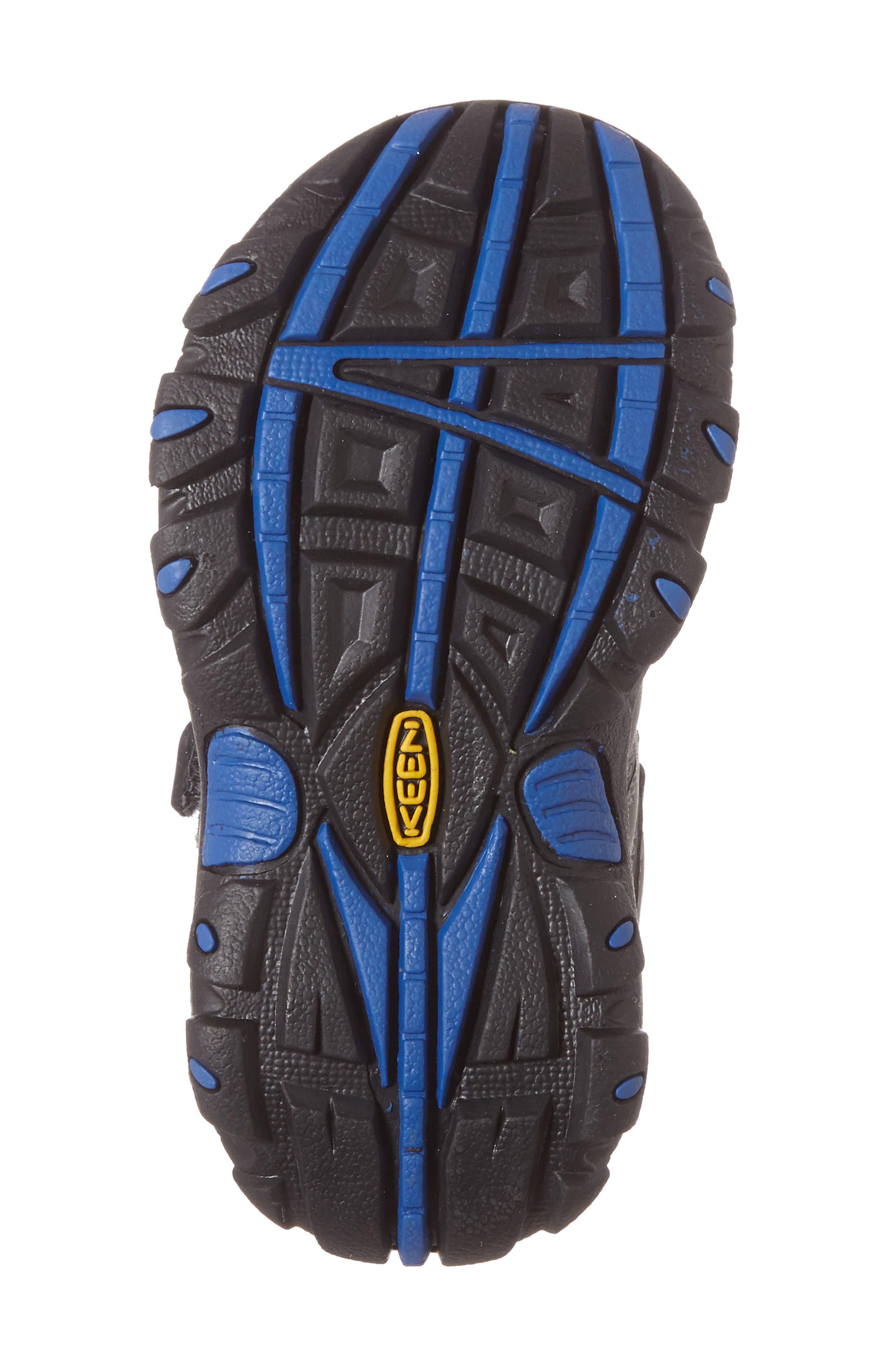 Oakridge Hiking Shoe,                             Alternate thumbnail 11, color,                             Magnet/ True Blue