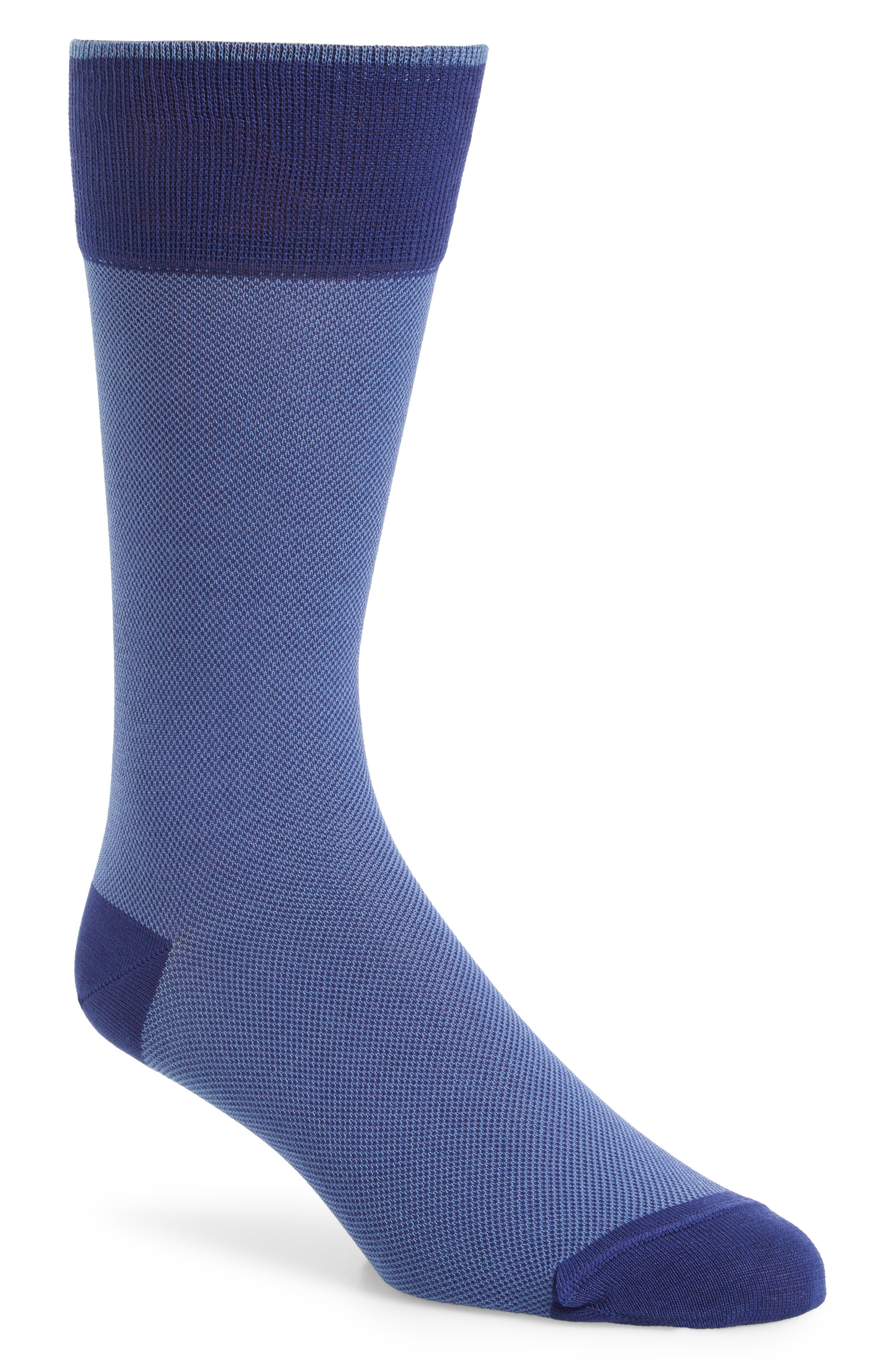Alternate Image 1 Selected - Calibrate Solid Socks (3 for $30)