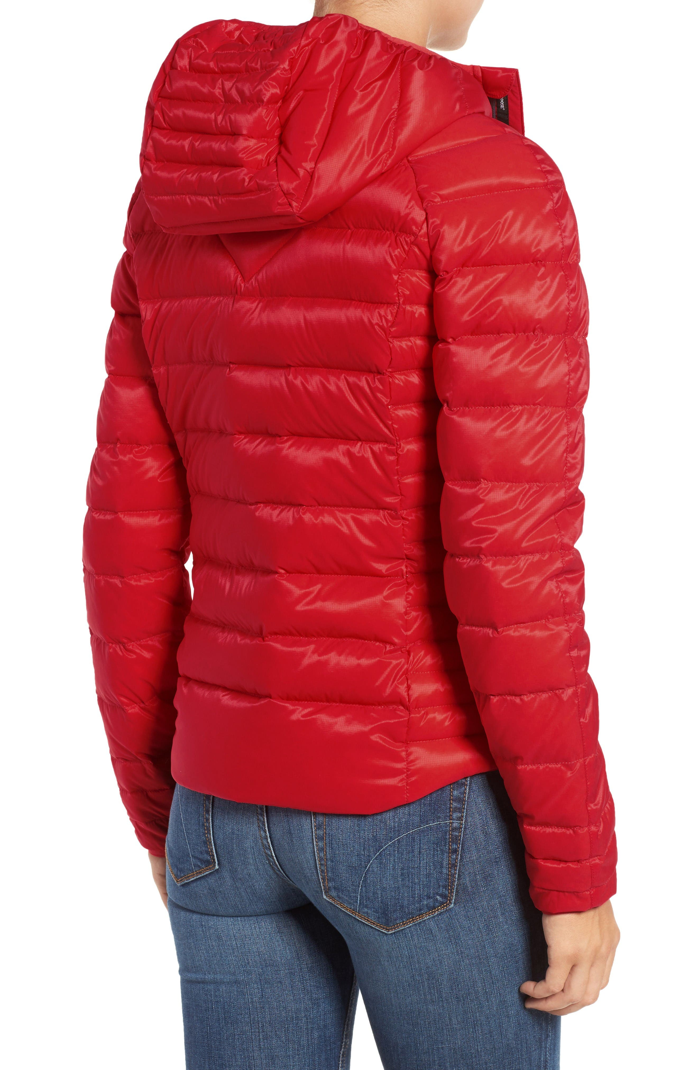 Alternate Image 2  - Canada Goose 'Brookvale' Packable Hooded Quilted Down Jacket