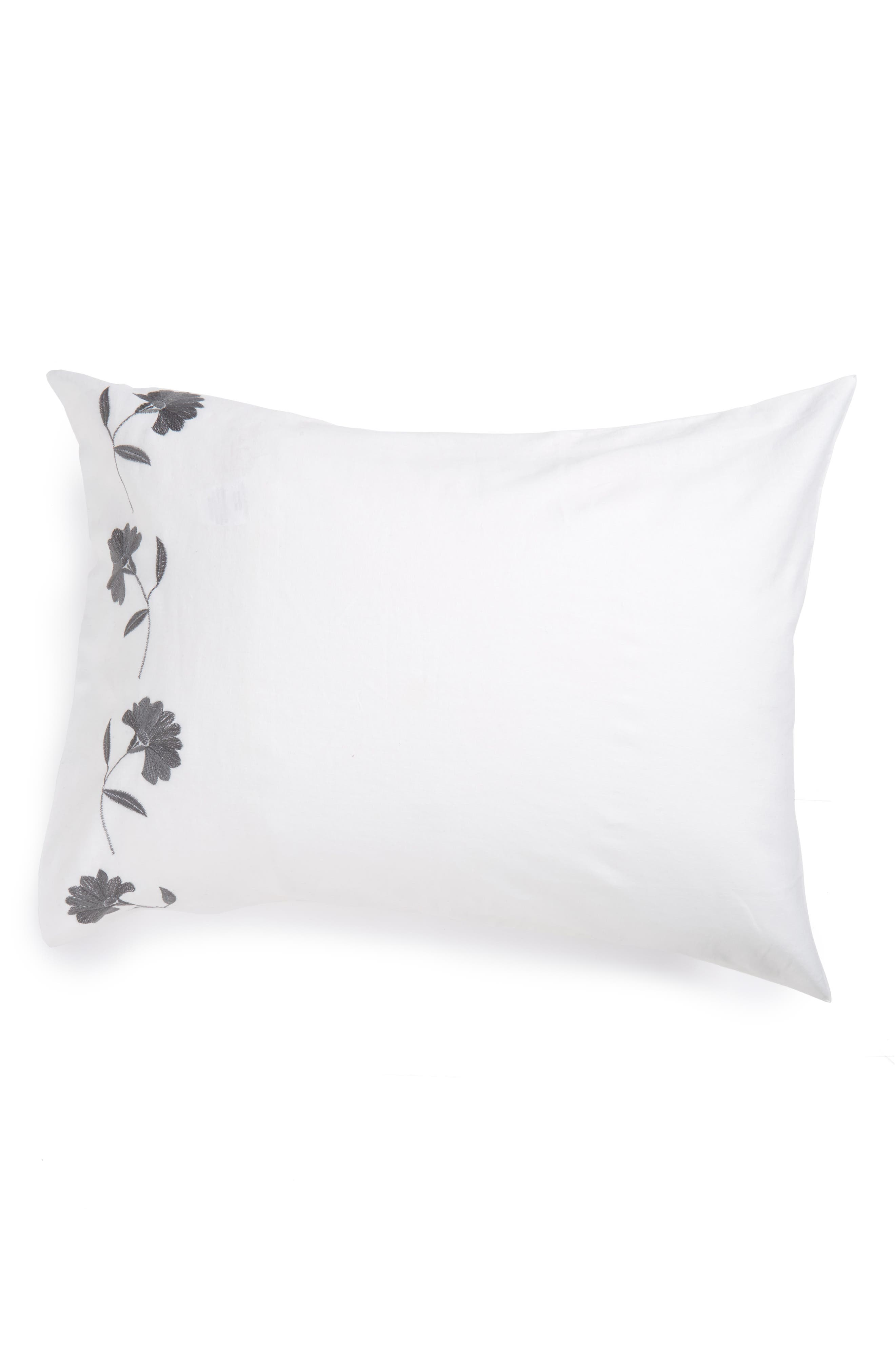 Alternate Image 1 Selected - kate spade new york lacey daisy sham