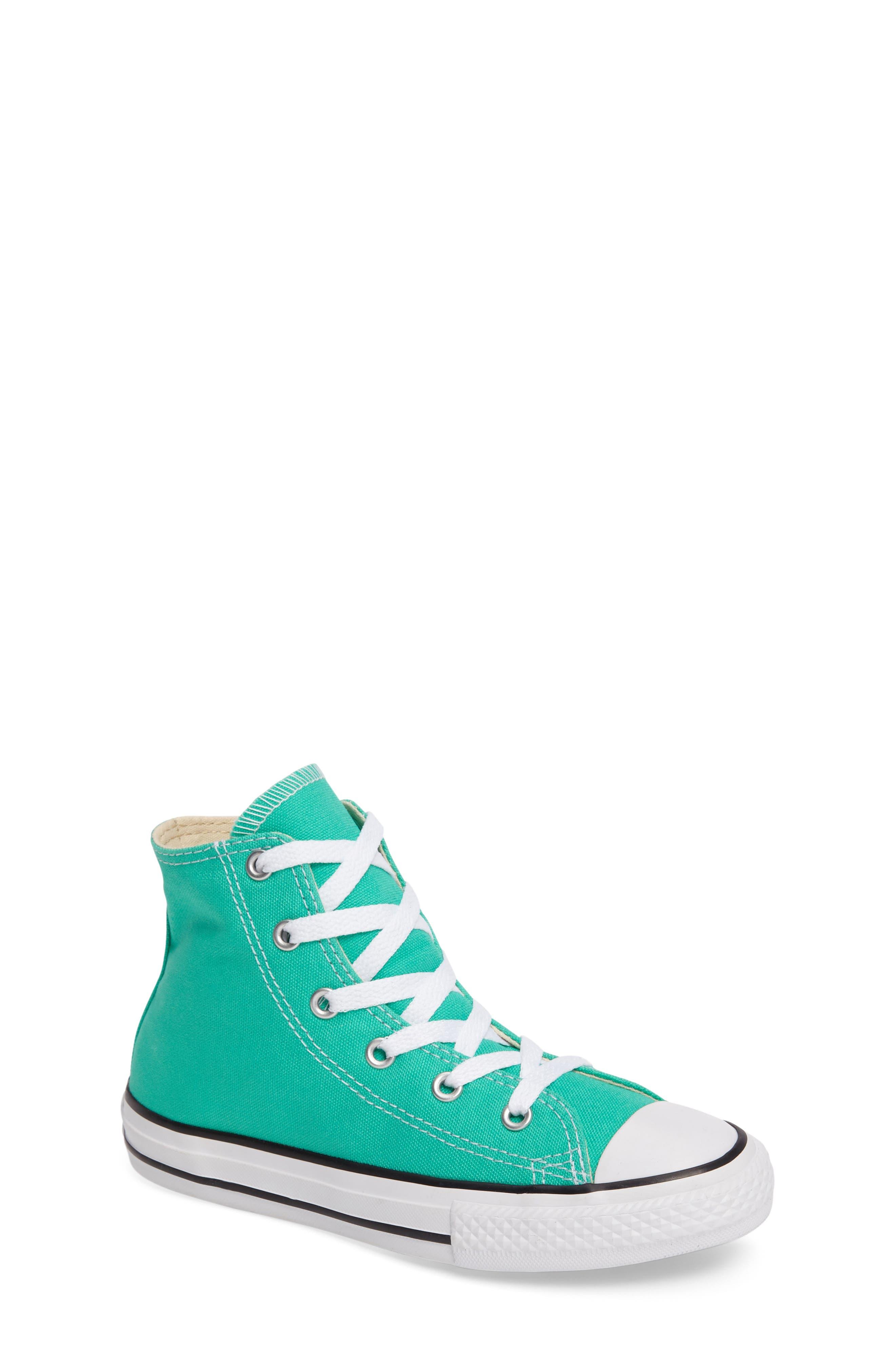 Converse Chuck Taylor® All Star® Seasonal High Top Sneaker (Baby, Walker, Toddler & Little Kid)