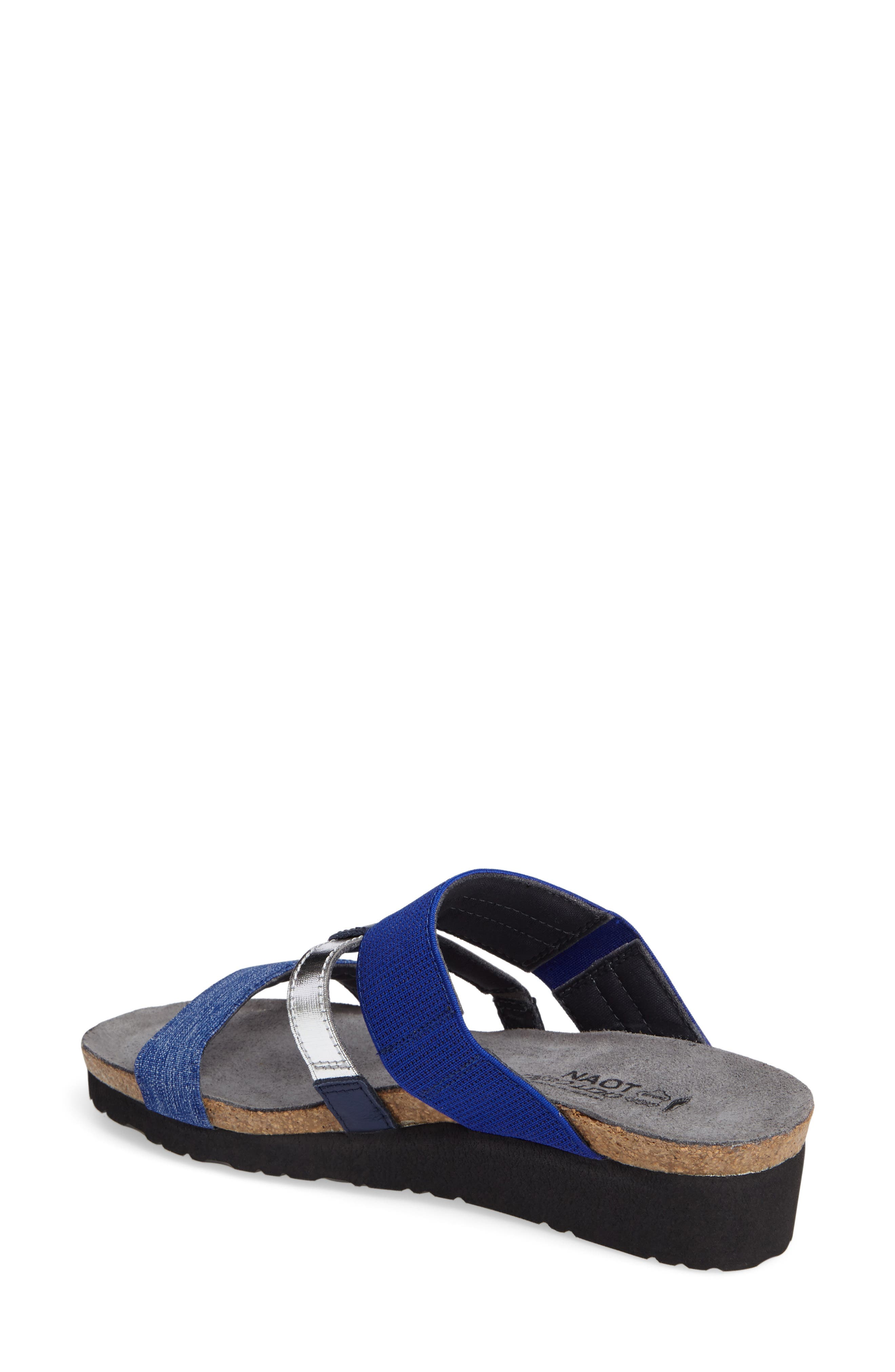 Alternate Image 2  - Naot 'Brenda' Slip-On Sandal (Women)