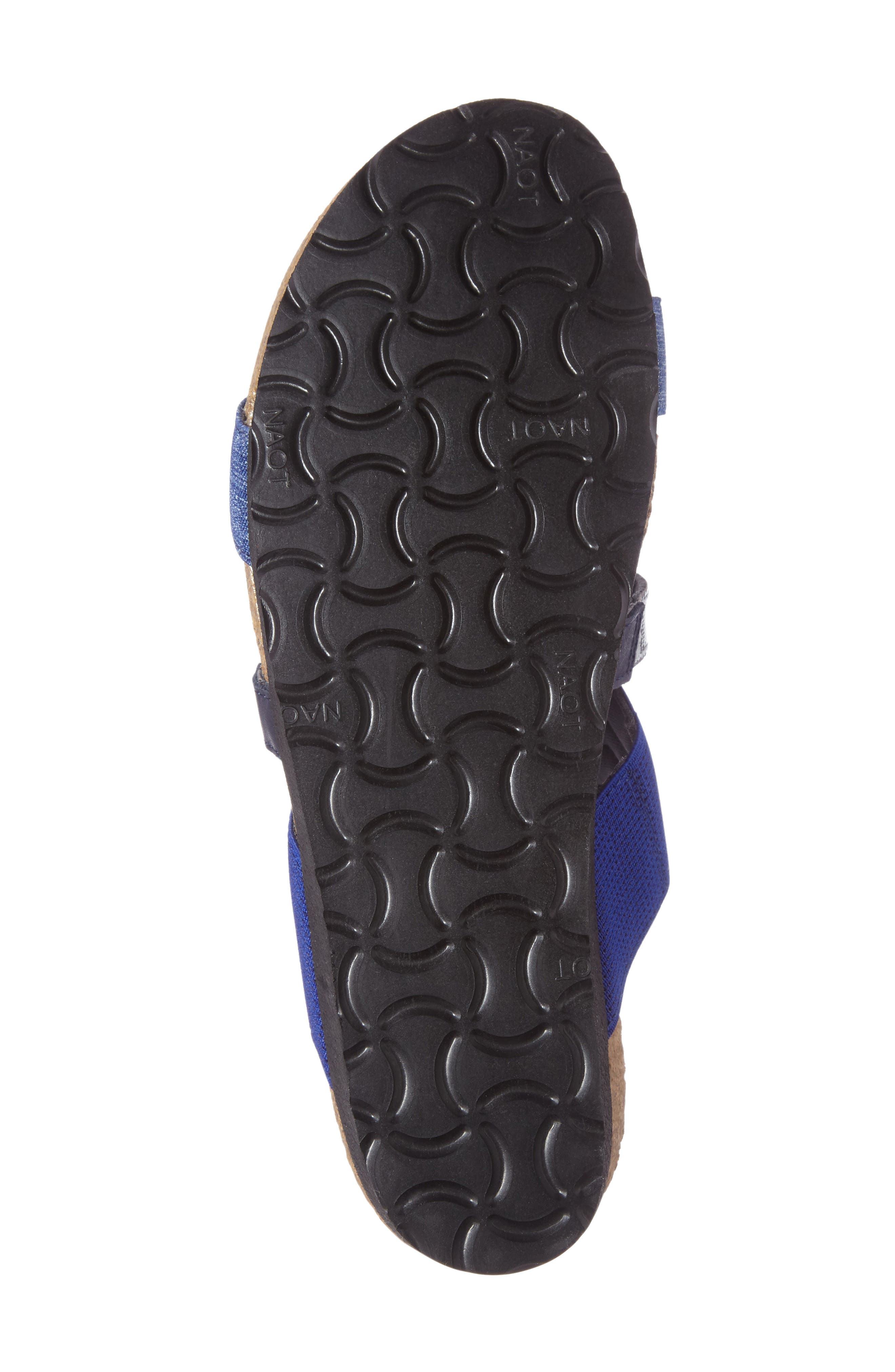Alternate Image 4  - Naot 'Brenda' Slip-On Sandal (Women)