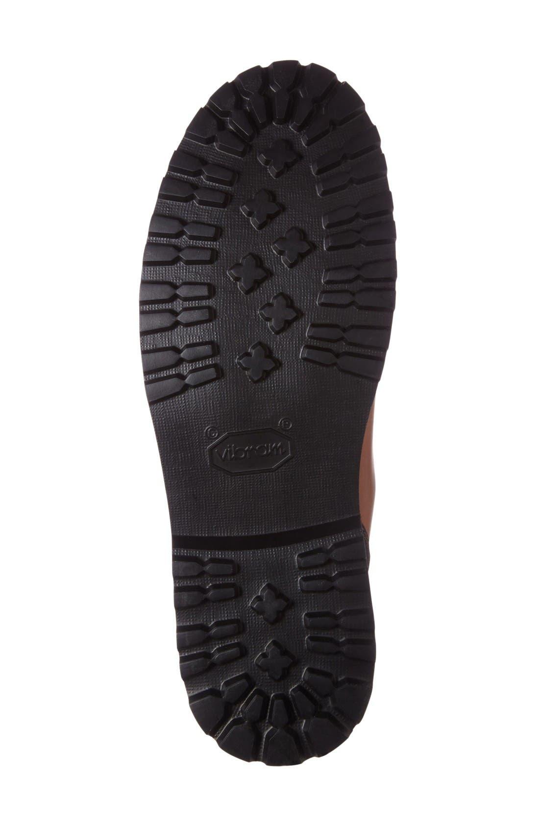 Mt. Tam Hiking Boot,                             Alternate thumbnail 4, color,                             Saddlebag Tan Leather