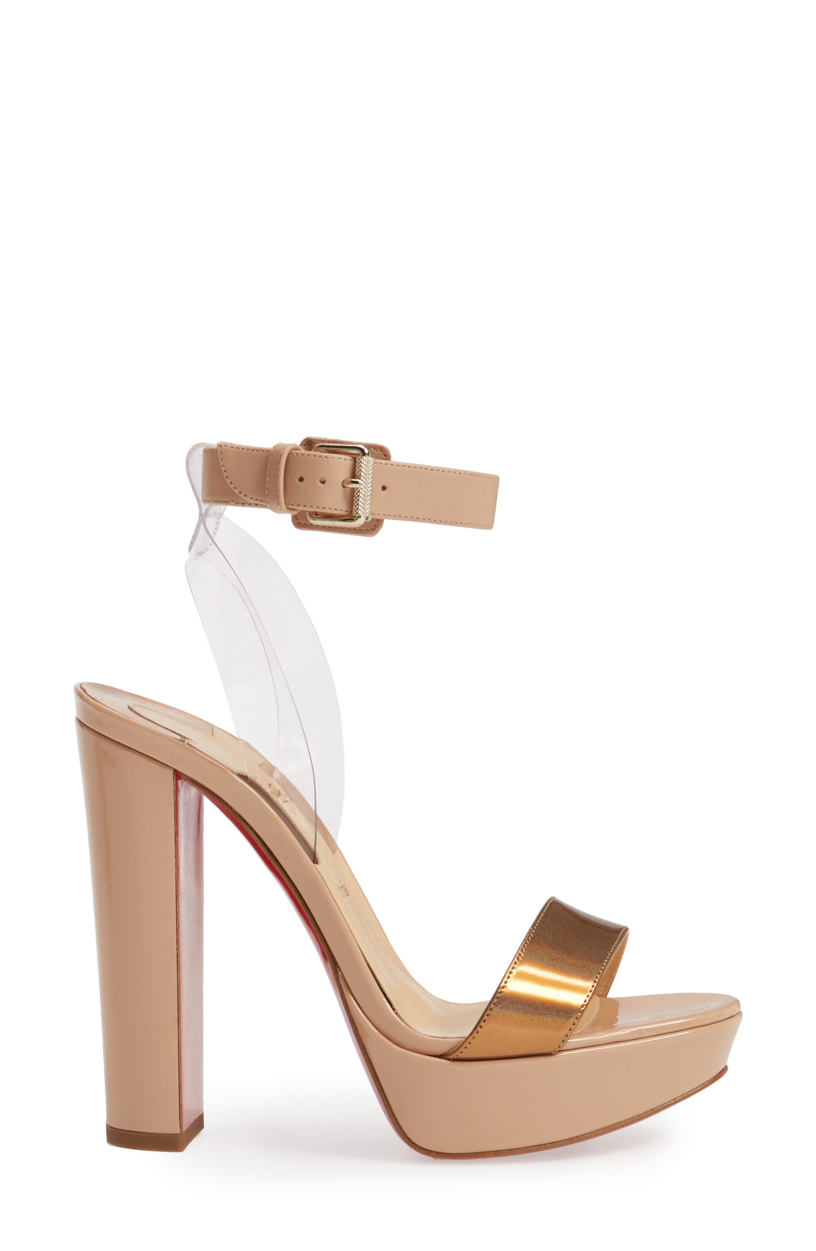 Alternate Image 4  - Christian Louboutin Cherry Sandal (Women)