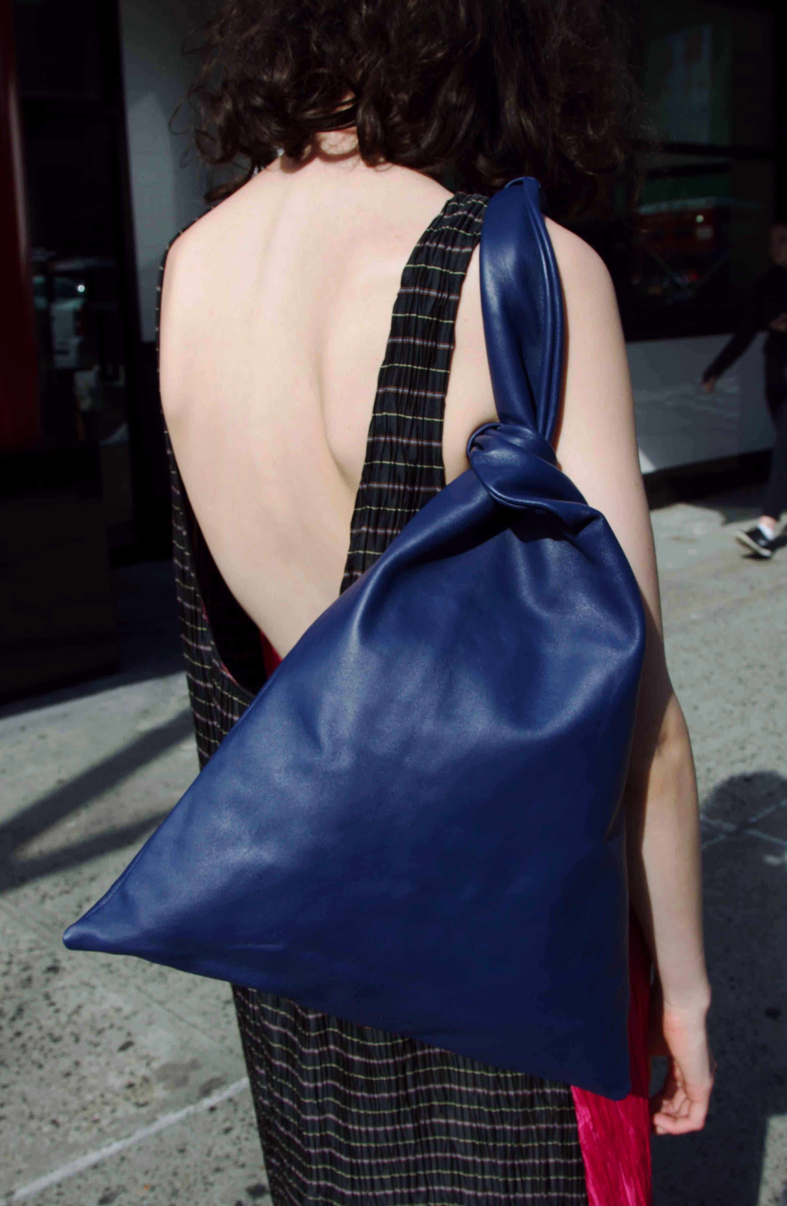 Alternate Image 2  - Creatures of Comfort Large Nappa Leather Malia Bag