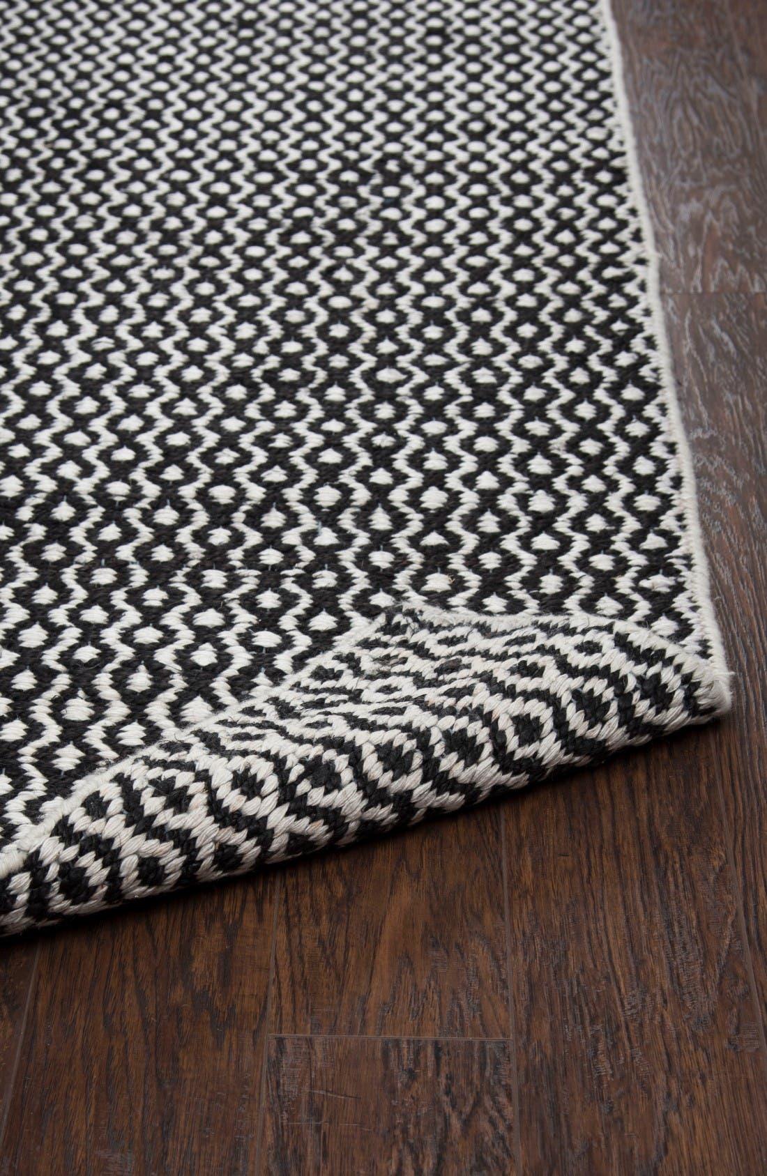 Alternate Image 4  - Rizzy Home 'Ellington' Hand Loomed Jute & Wool Area Rug