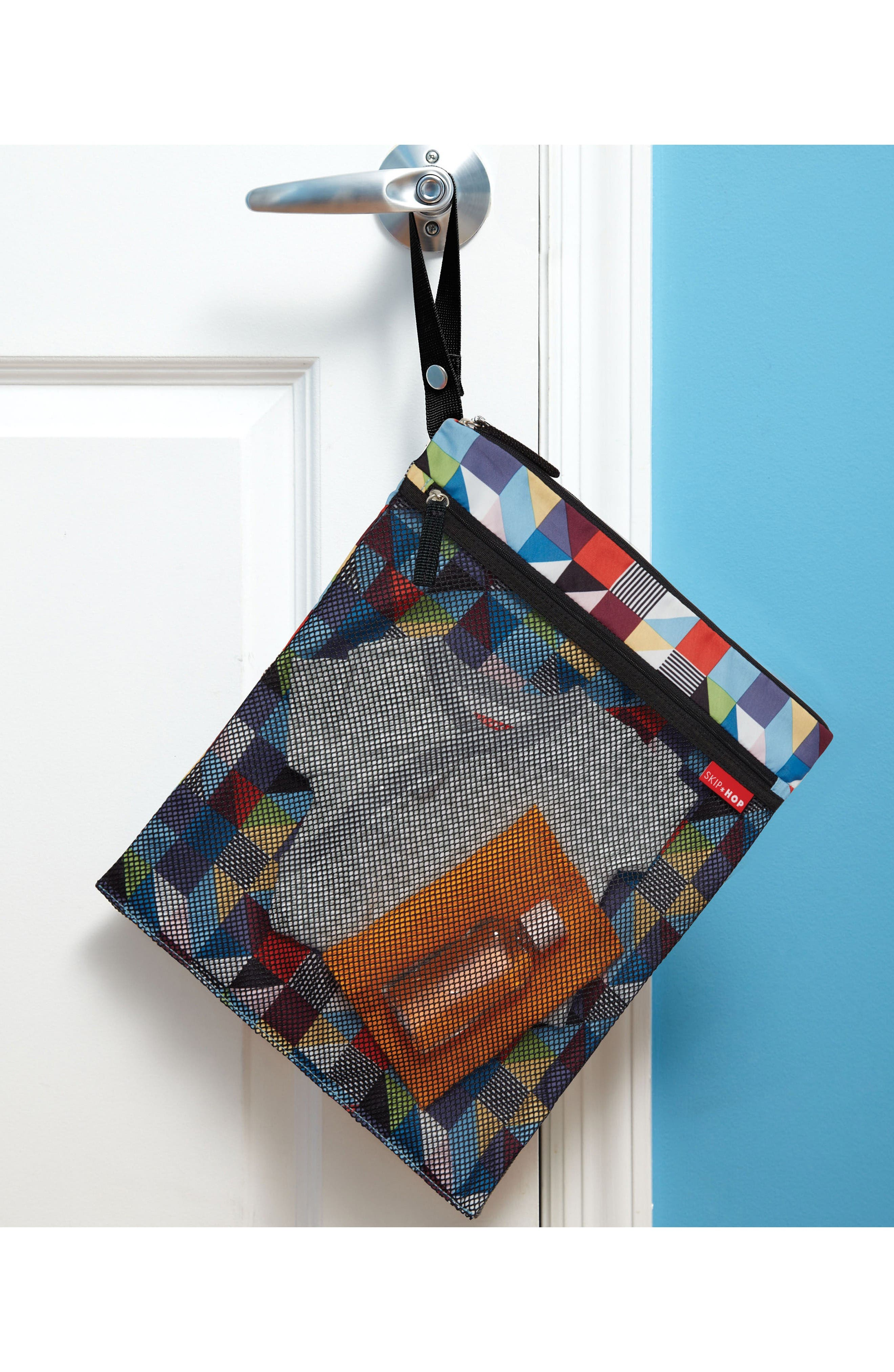 Alternate Image 3  - Skip Hop 'Grab & Go' Wet/Dry Bag