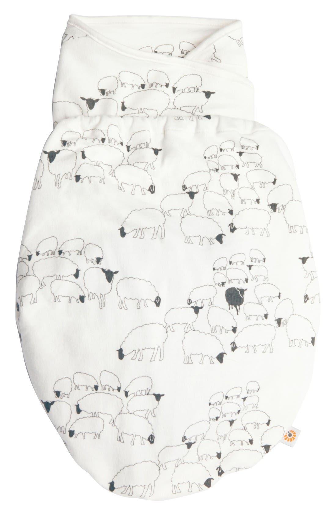 Original Swaddler,                         Main,                         color, Sheep